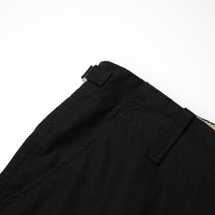 Pantaloni aviatore, Nero, large image number 3