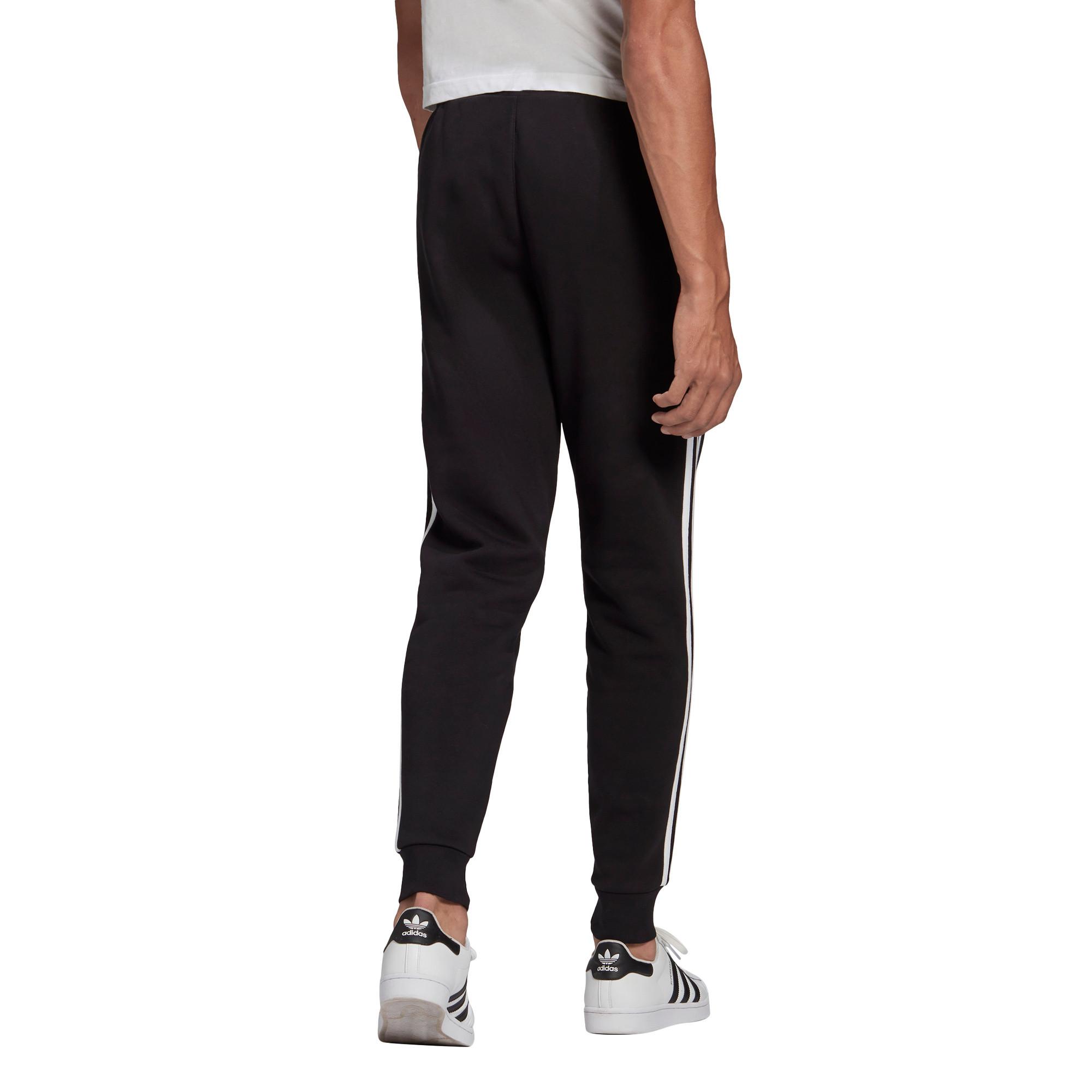 Pantaloni uomo adicolor Classics 3-Stripes, Nero, large image number 1