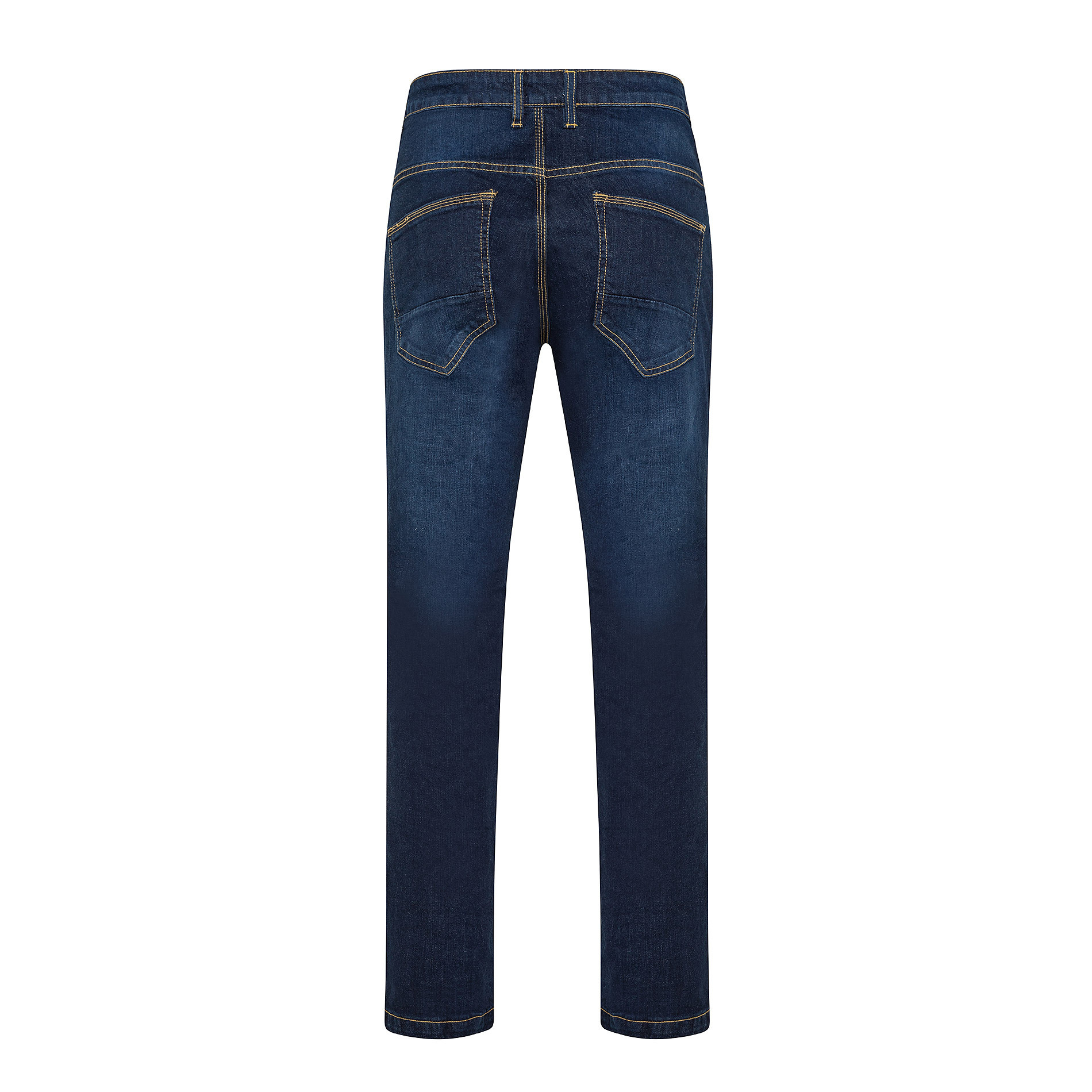 Jeans stretch 5 tasche JCT, Blu scuro, large image number 1