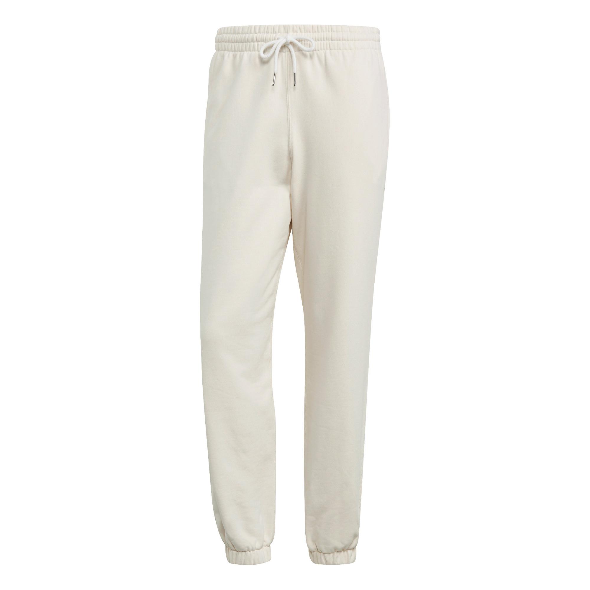 Pantaloni tuta adicolor Premium, Bianco panna, large image number 0