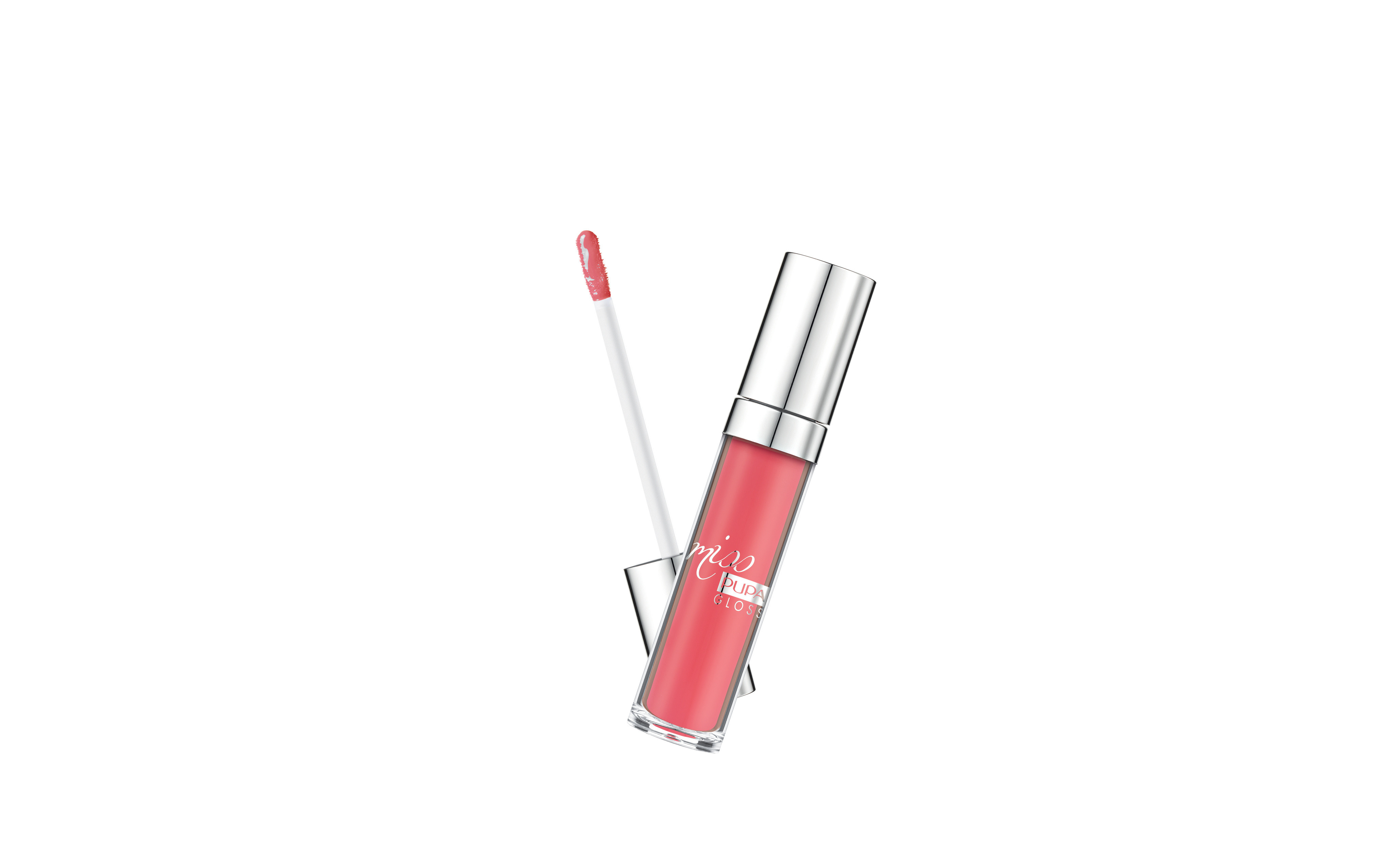 Pupa miss pupa gloss - 202, 202ROSTED APRICOT, large image number 0