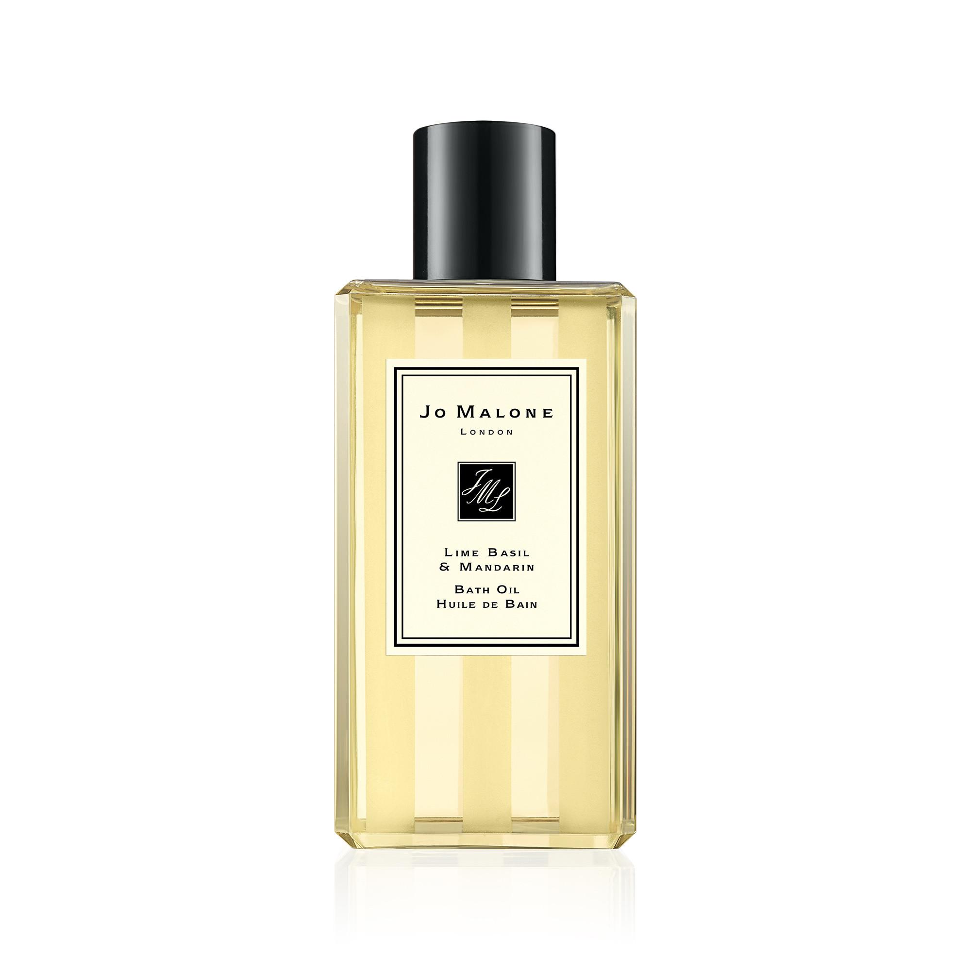 Jo Malone London lime basil & mandarin bath oil 250 ml, Beige, large image number 0