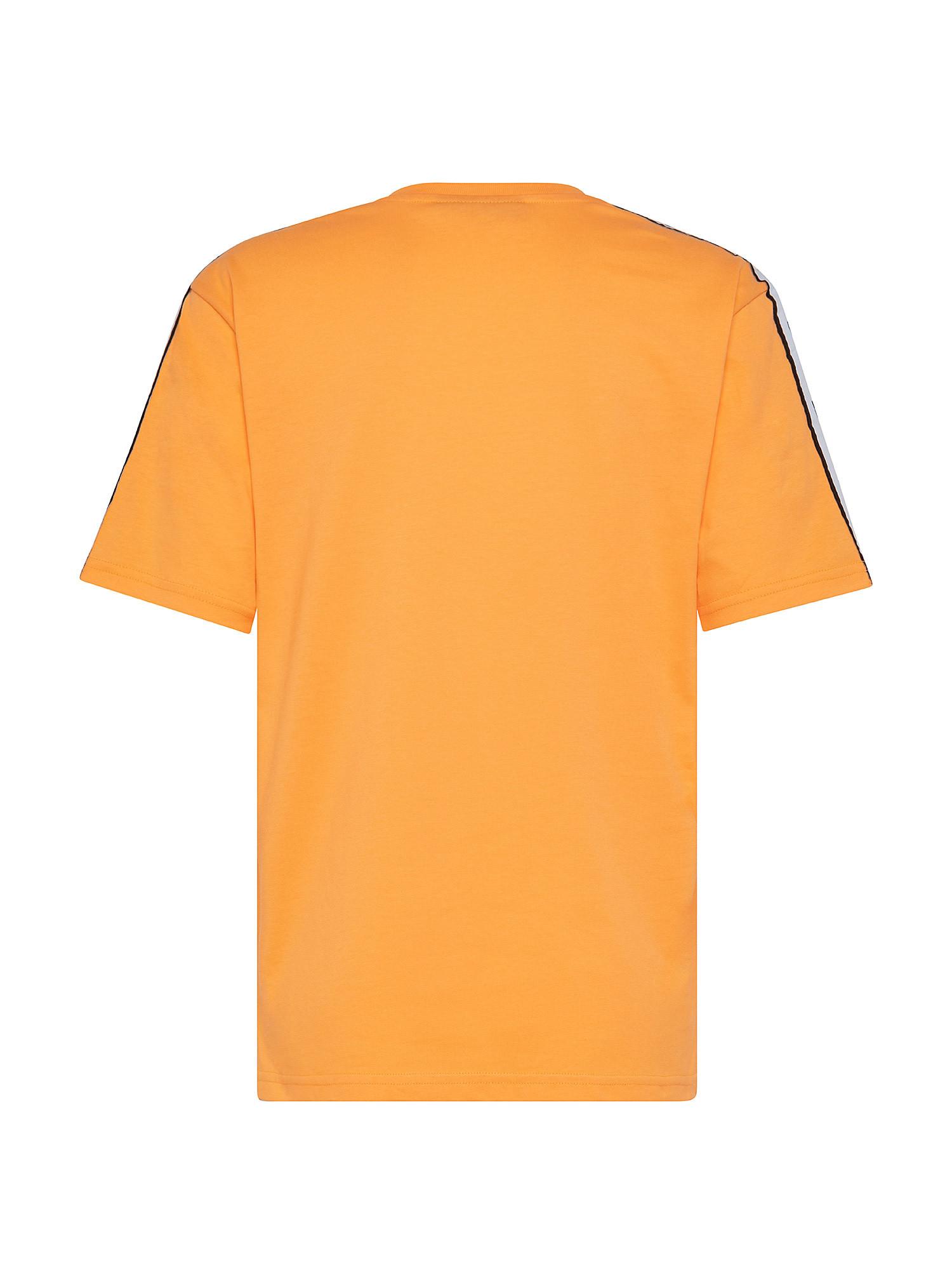 Logomania T-Shirt over, Arancione, large image number 1