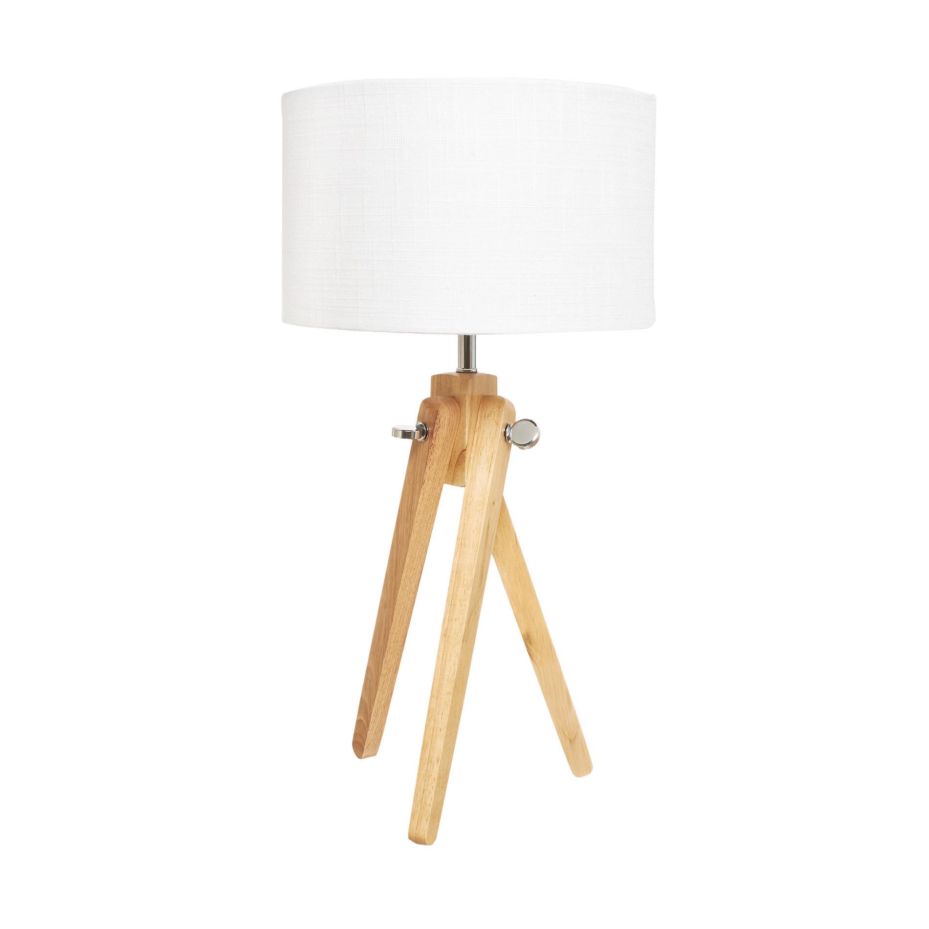 Spider Lampada da Tavolo, Bianco/Oro, large image number 0