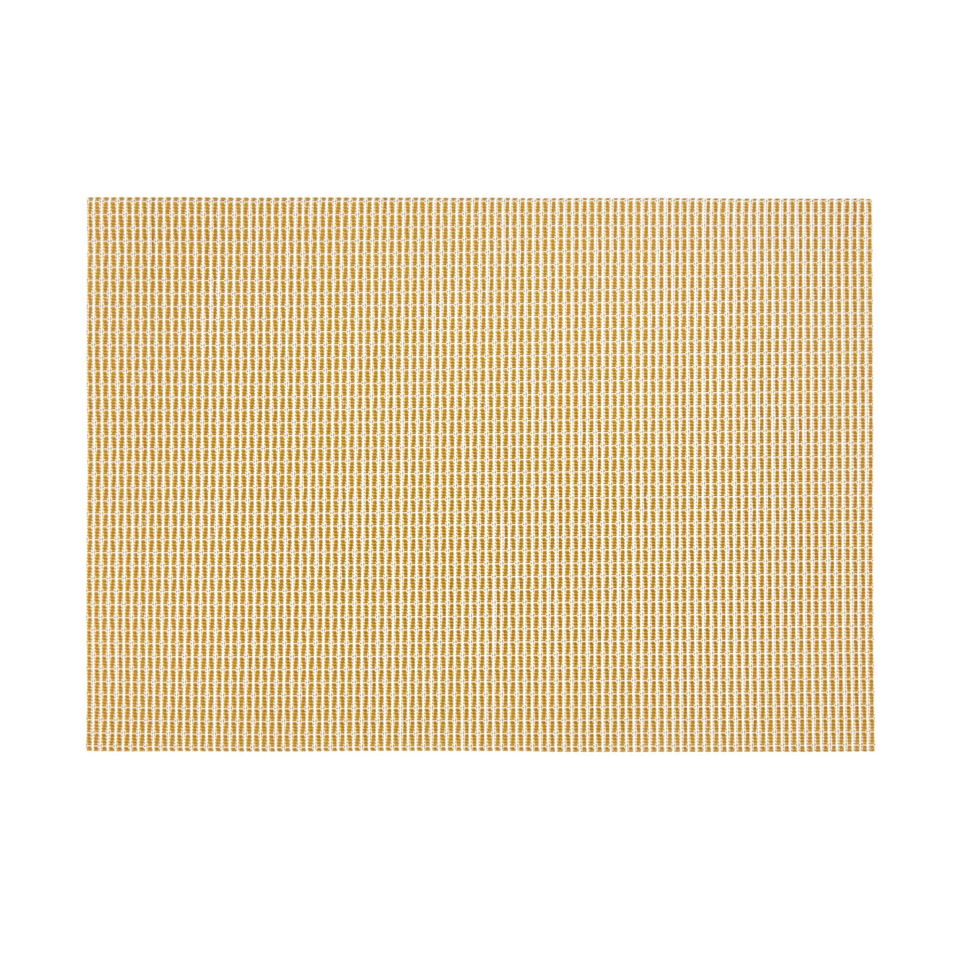 Tovaglietta PVC tinta unita, Giallo senape, large image number 0