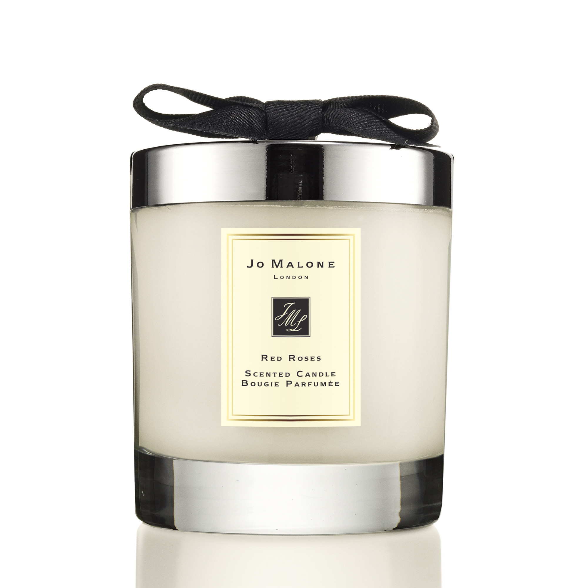 Jo Malone London red roses home candle 200 g, Nero, large image number 0