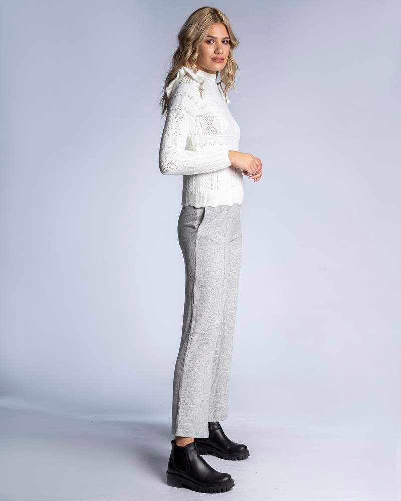 Pantaloni tuta, Grigio, large image number 4