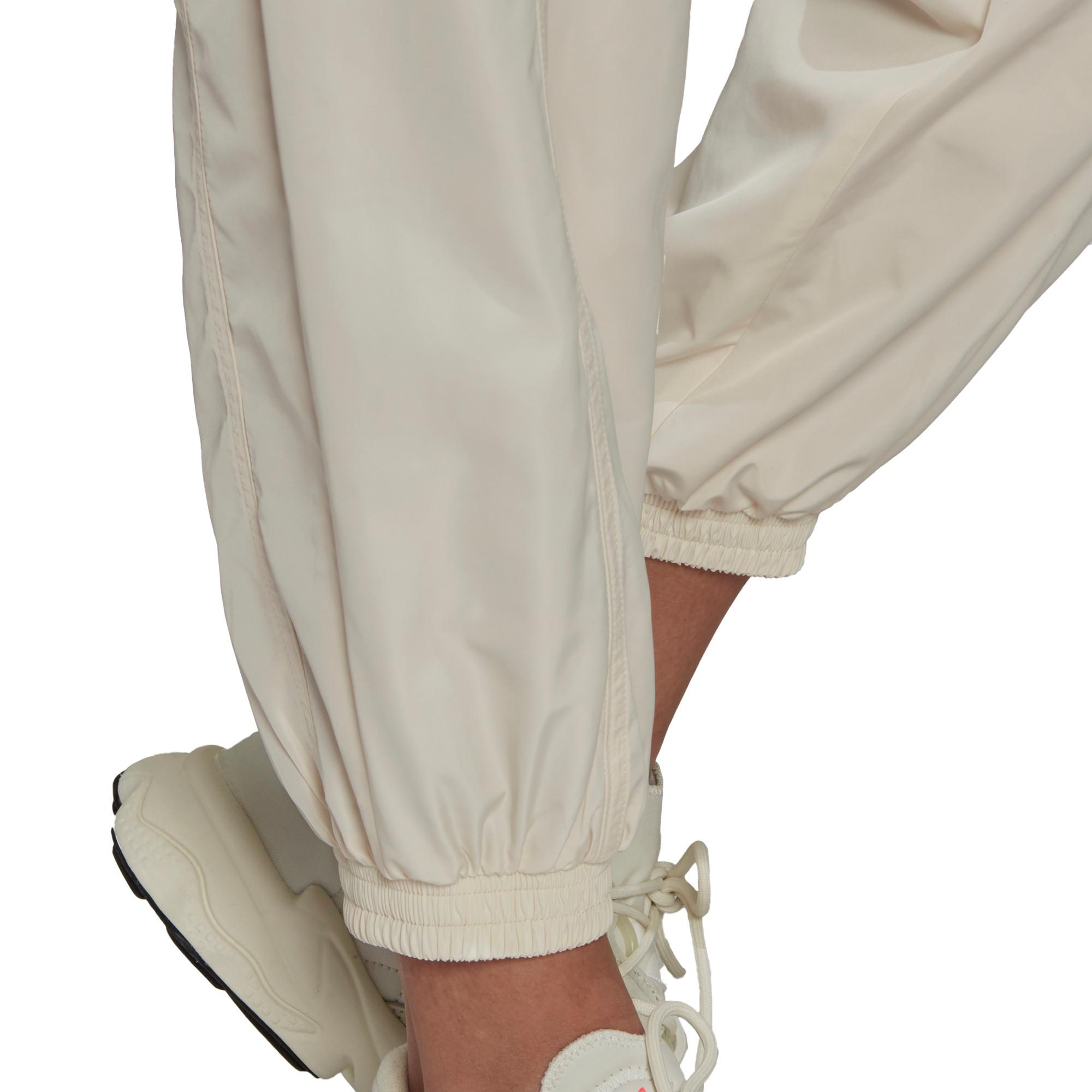 Track pants adicolor Nylon, Bianco, large image number 3