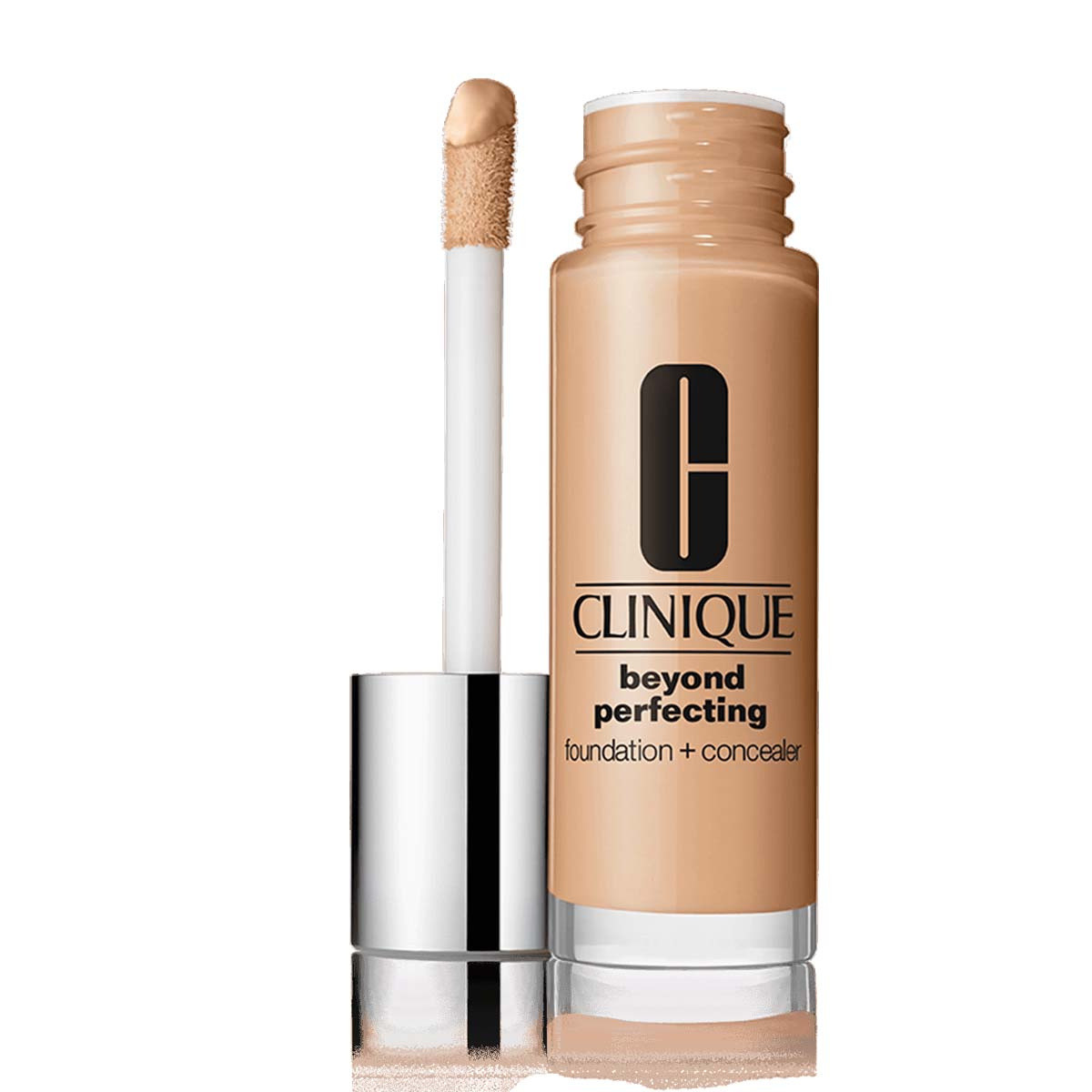 Clinique beyond perfecting foundation, CN 40 CREAM CHAMOIS, large image number 0