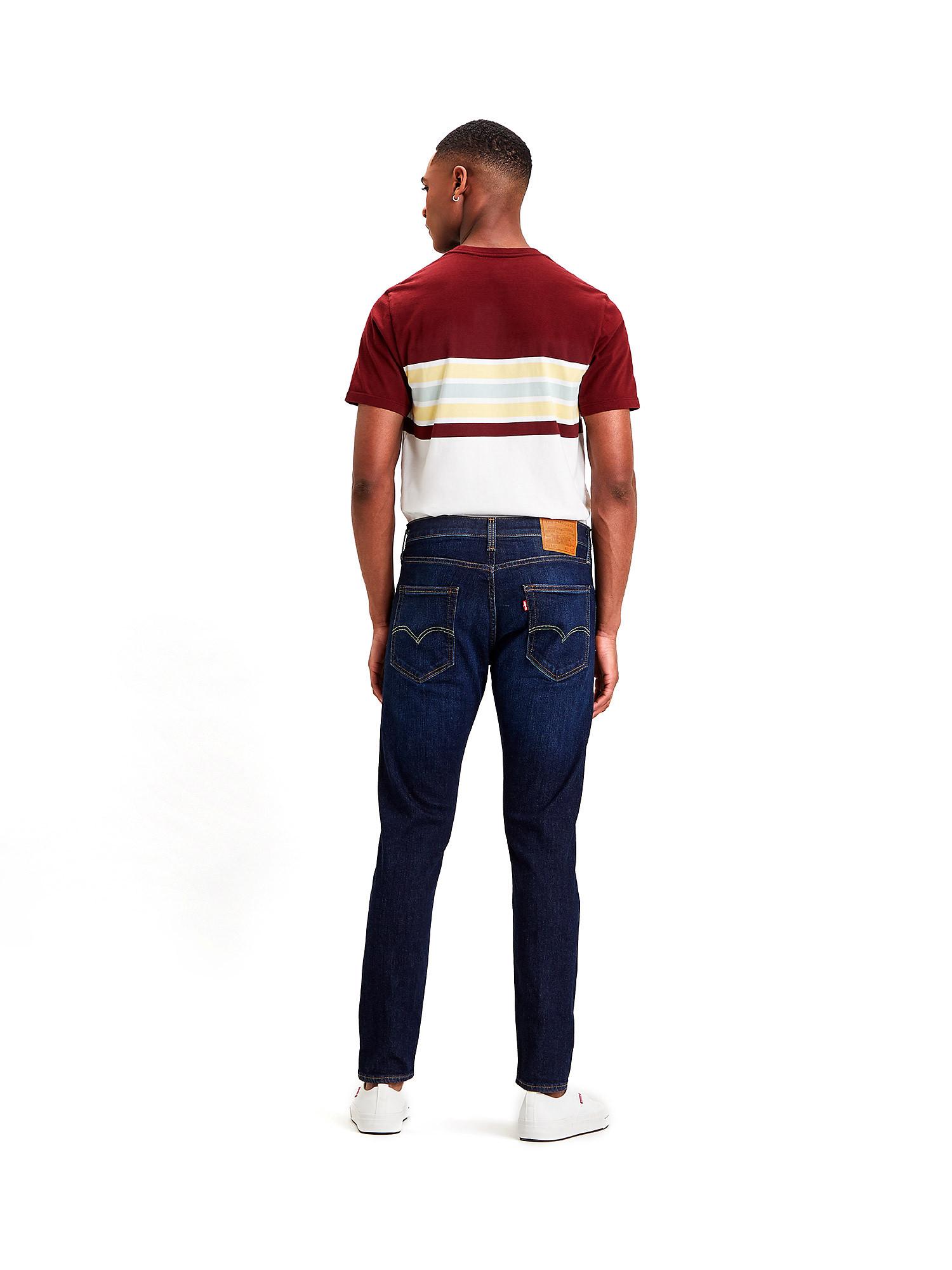 Jeans 5 tasche 512 Slim Taper, Denim, large image number 4