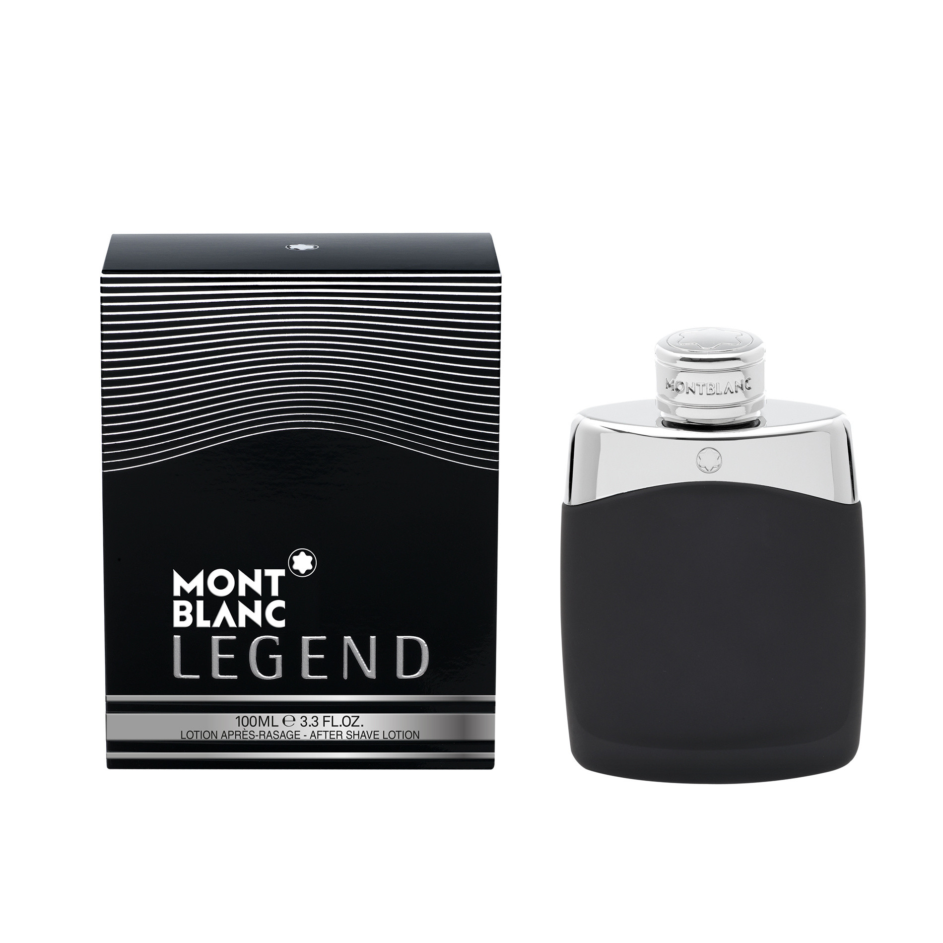 Montblanc Legend After Shave Balm 100 ml, Nero, large image number 0