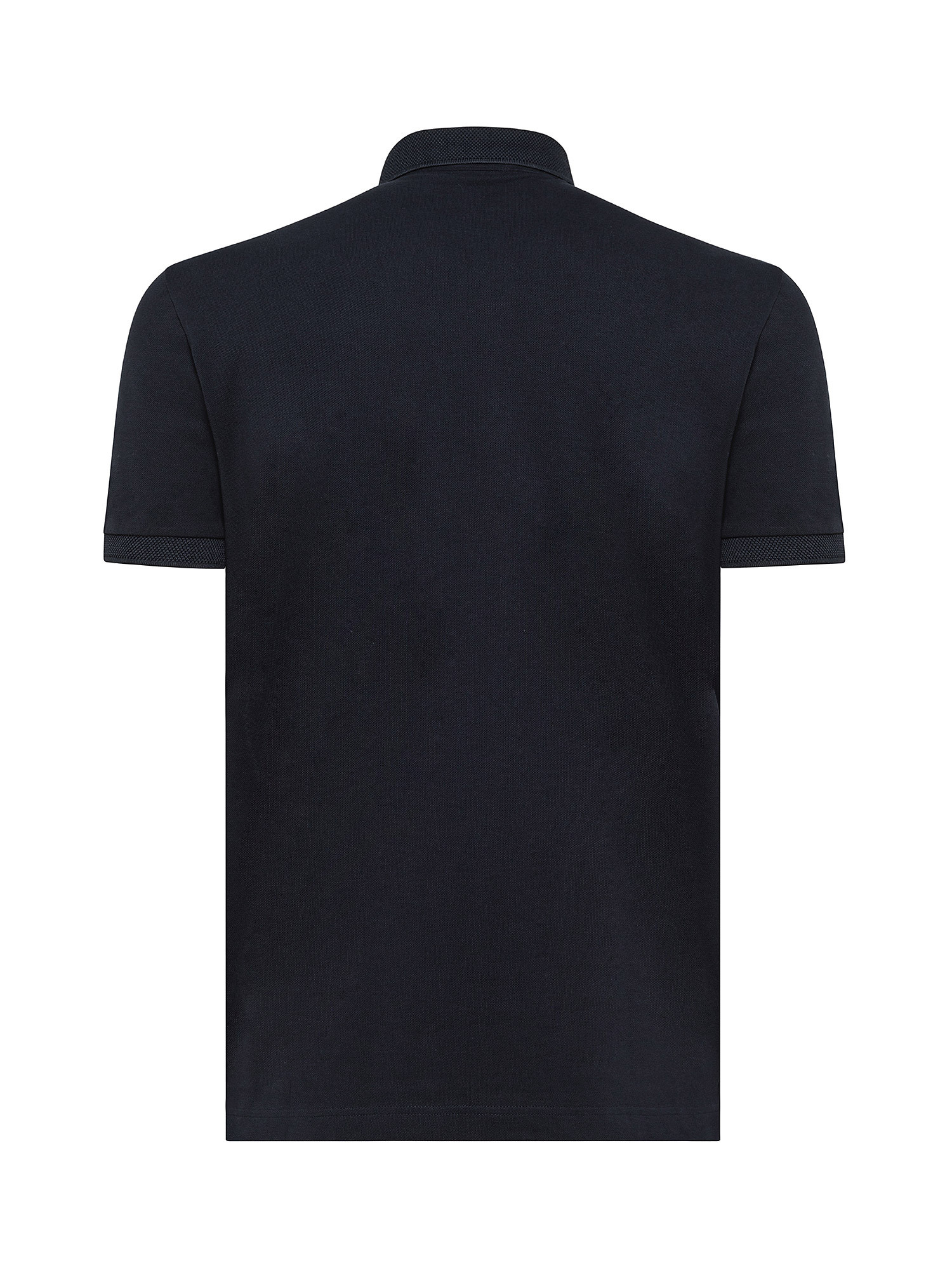 Polo Stretch, Blu, large image number 1