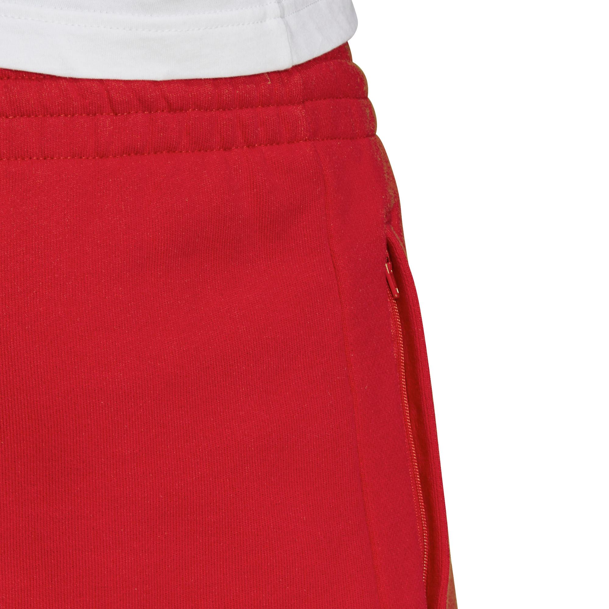 Short loungewear trefoil Essentials, Rosso, large image number 2