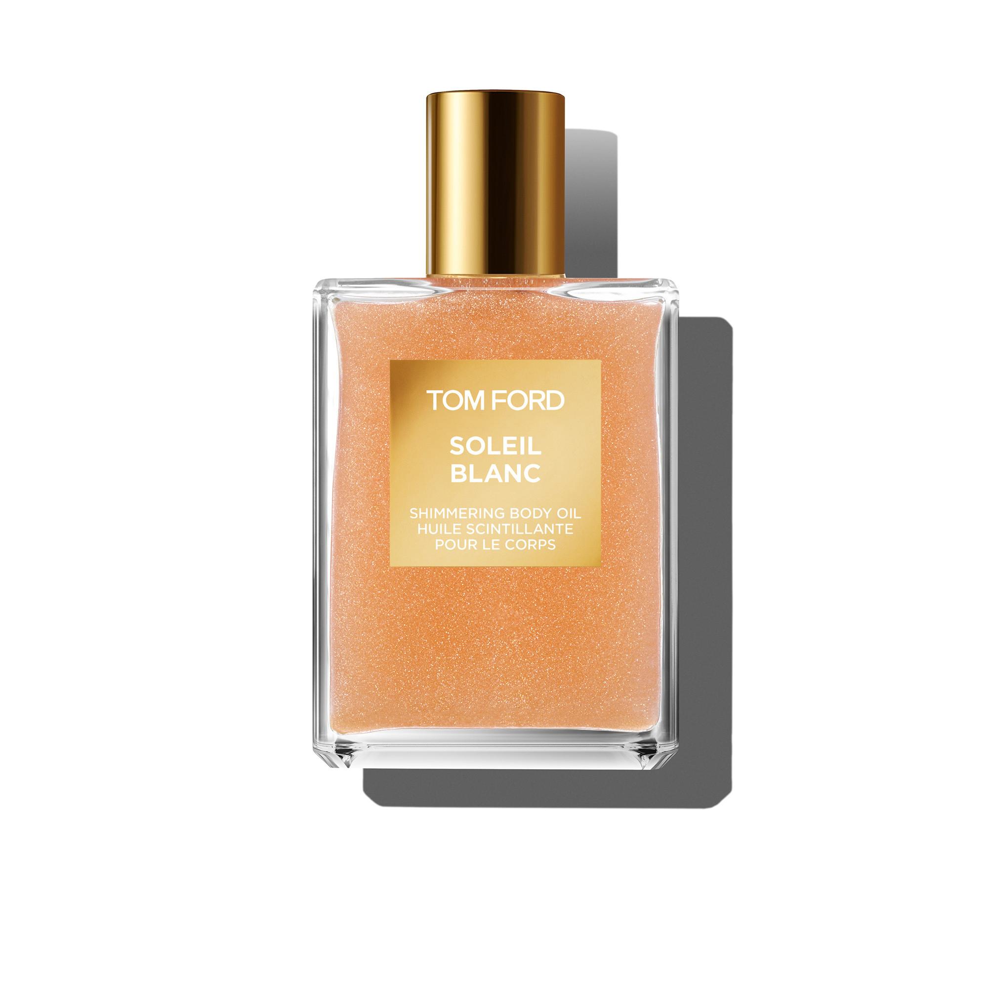Tom Ford Soleil Blanc Shimmering Body Oil Rose Gold, Bianco, large image number 0