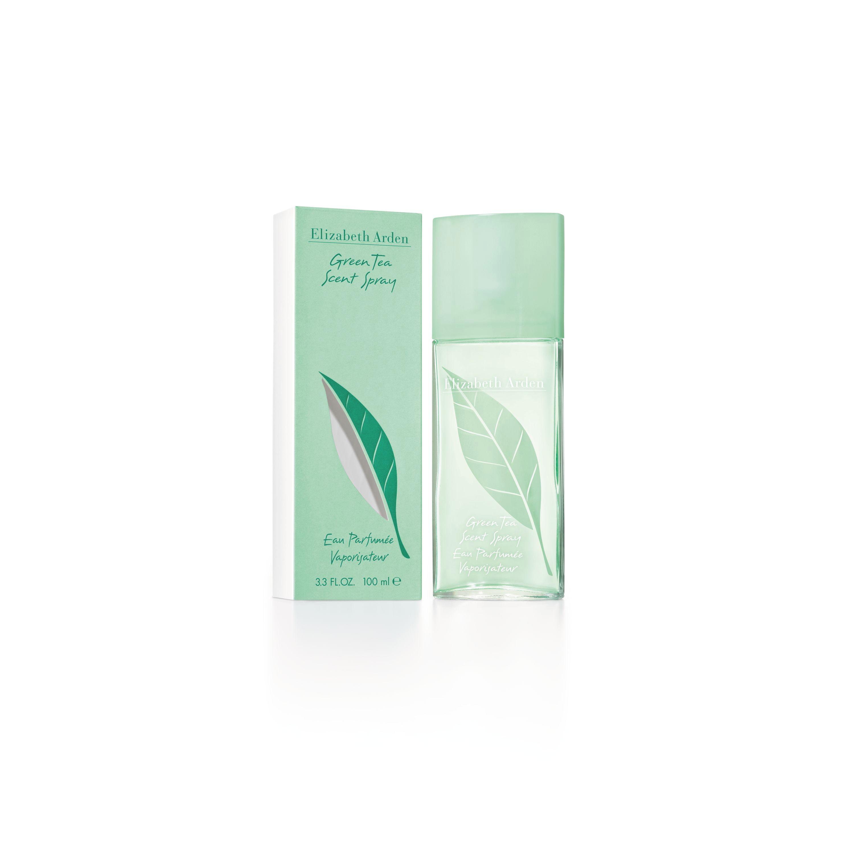 Green tea scent spray 100 ml, Verde, large image number 0