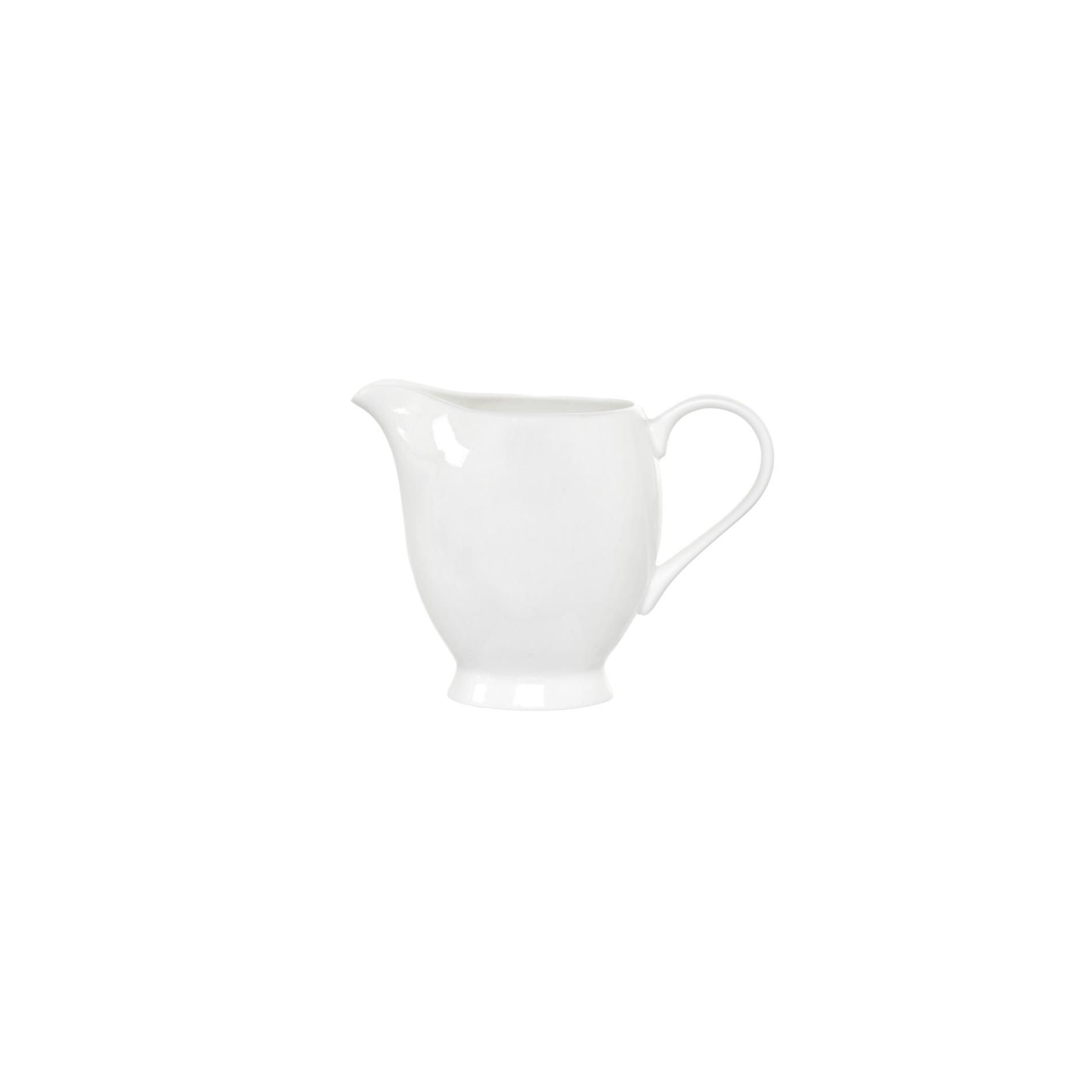 Lattiera new bone china Veronica, Bianco, large image number 0