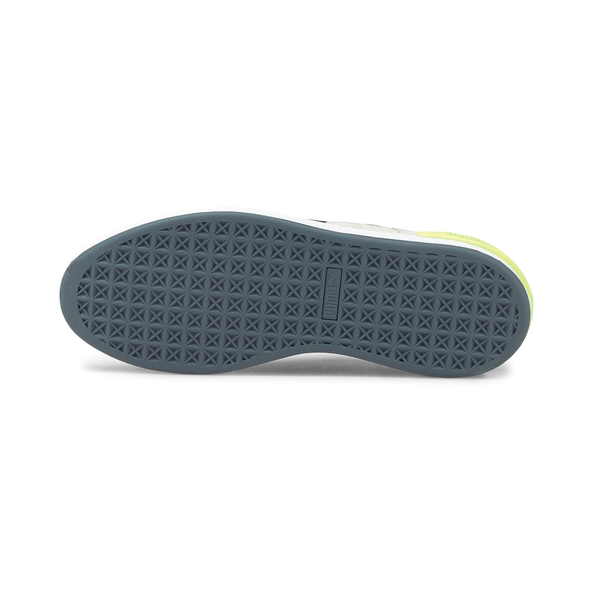 Scarpe da ginnastican Suede Bloc, Bianco avorio, large image number 5
