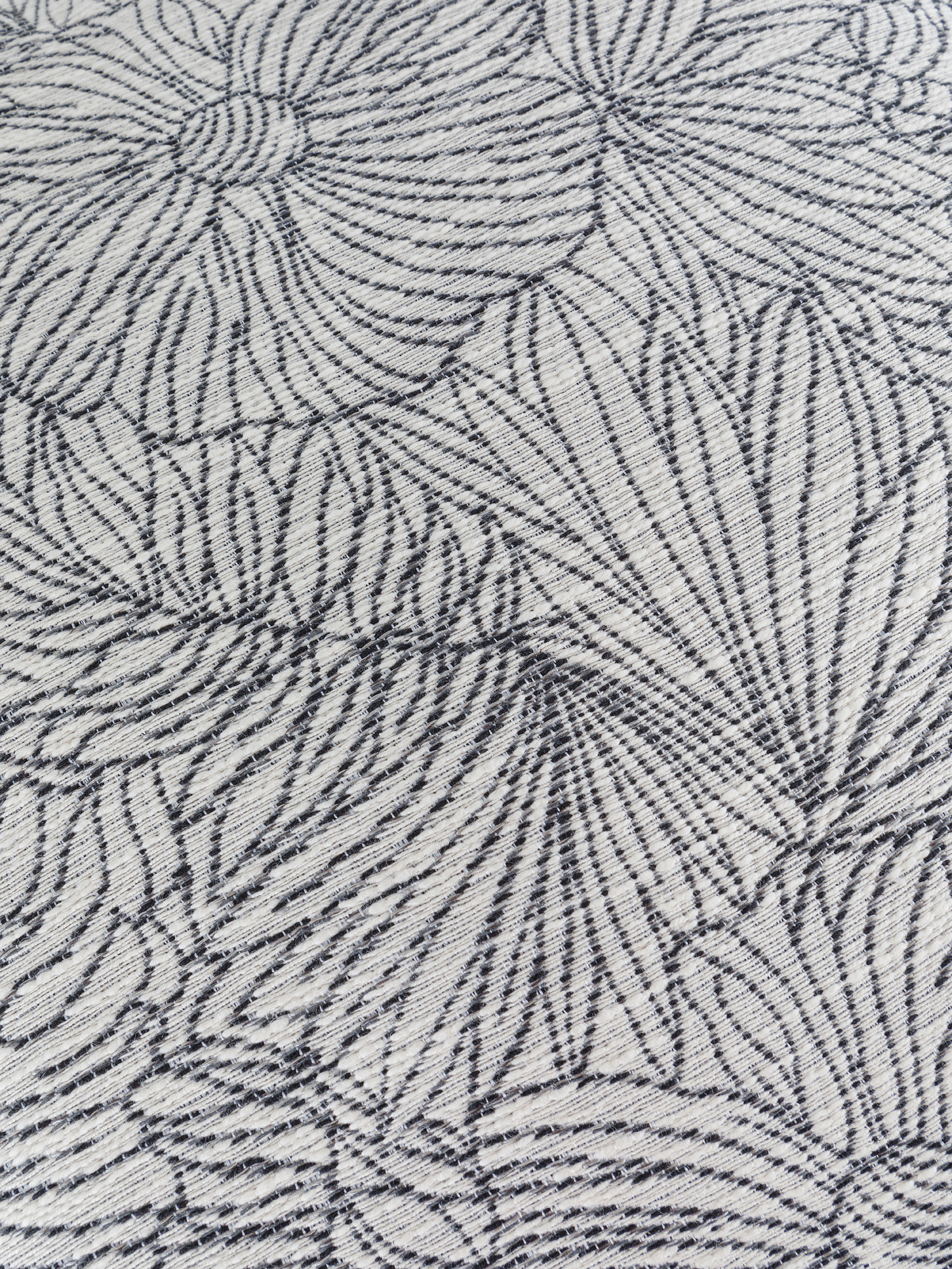 Cuscino tessuto jacquard 50x50cm, Multicolor, large image number 2