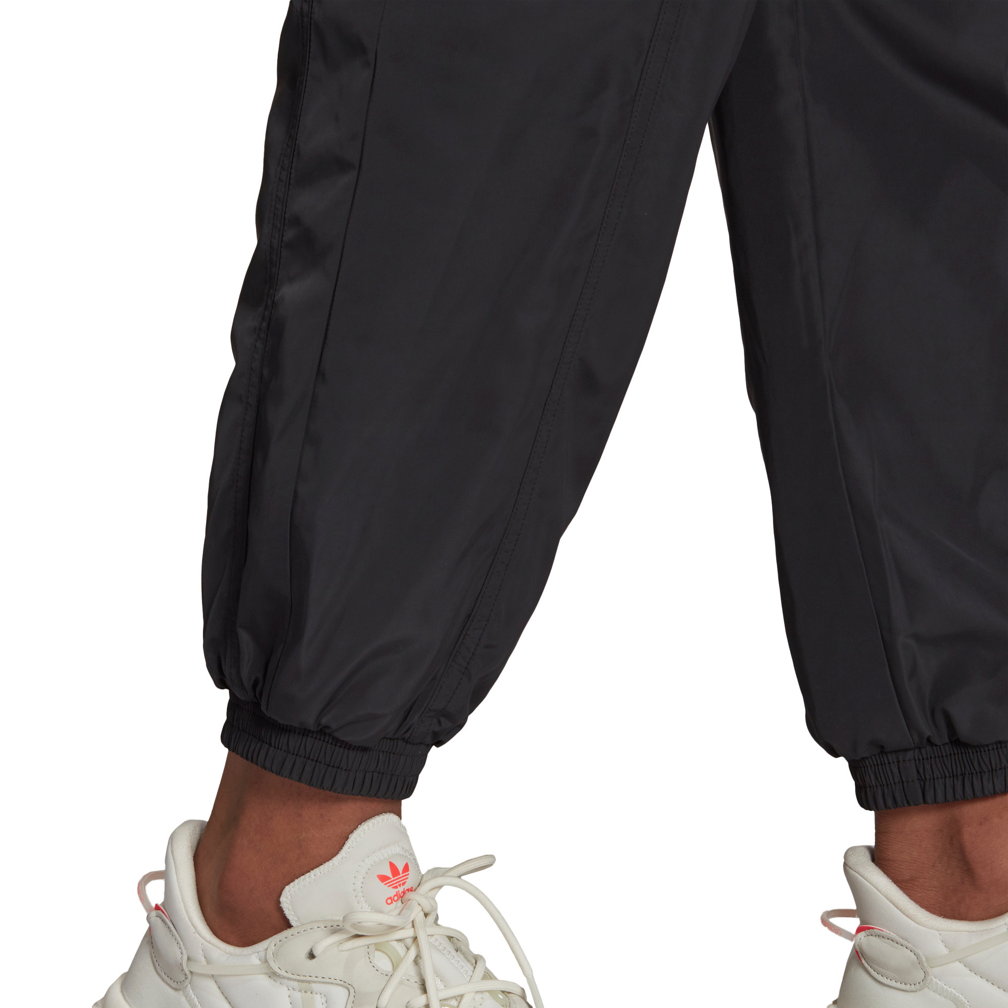 Track pants adicolor Nylon, Nero, large image number 3