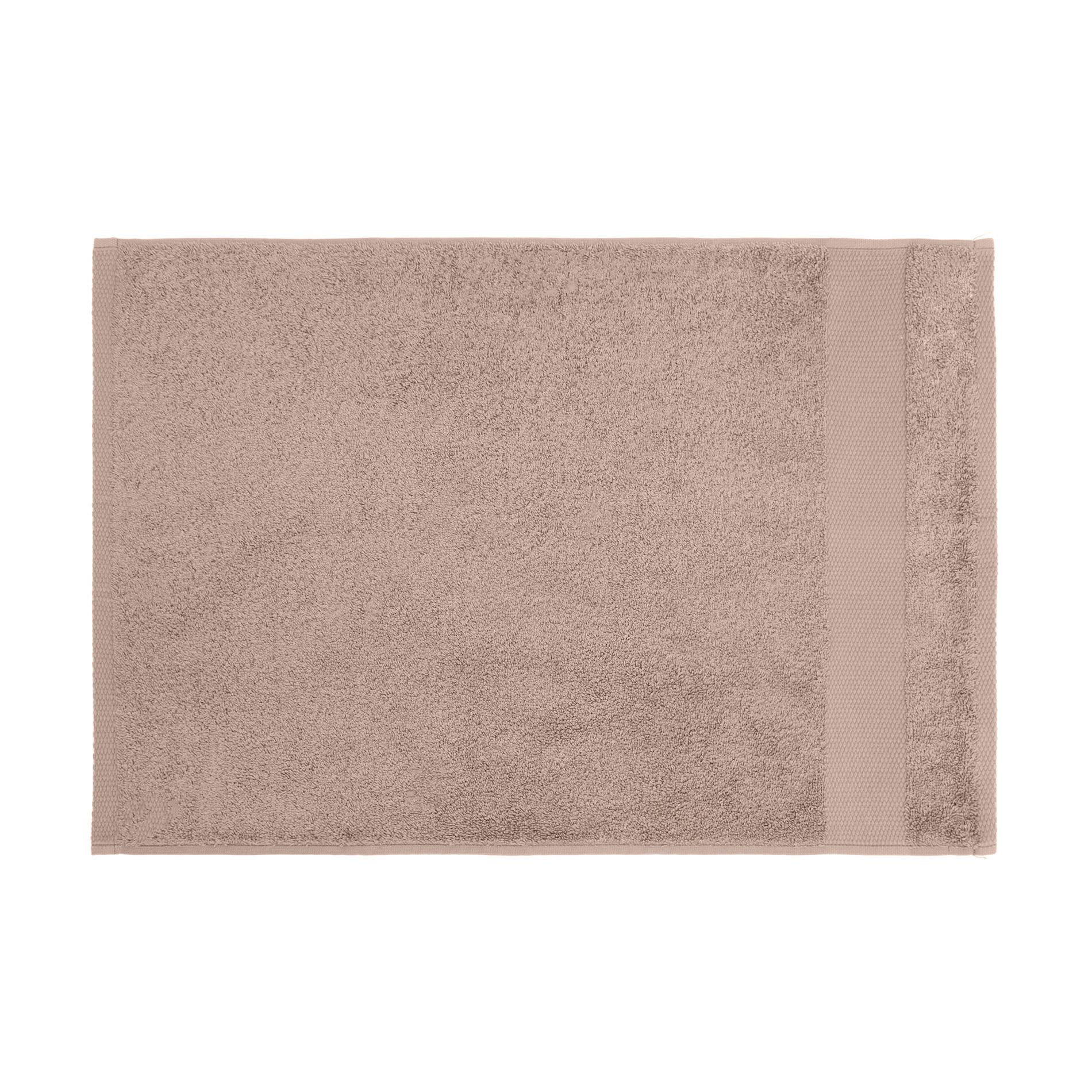 Asciugamano spugna di puro cotone Zefiro, Marrone, large image number 2