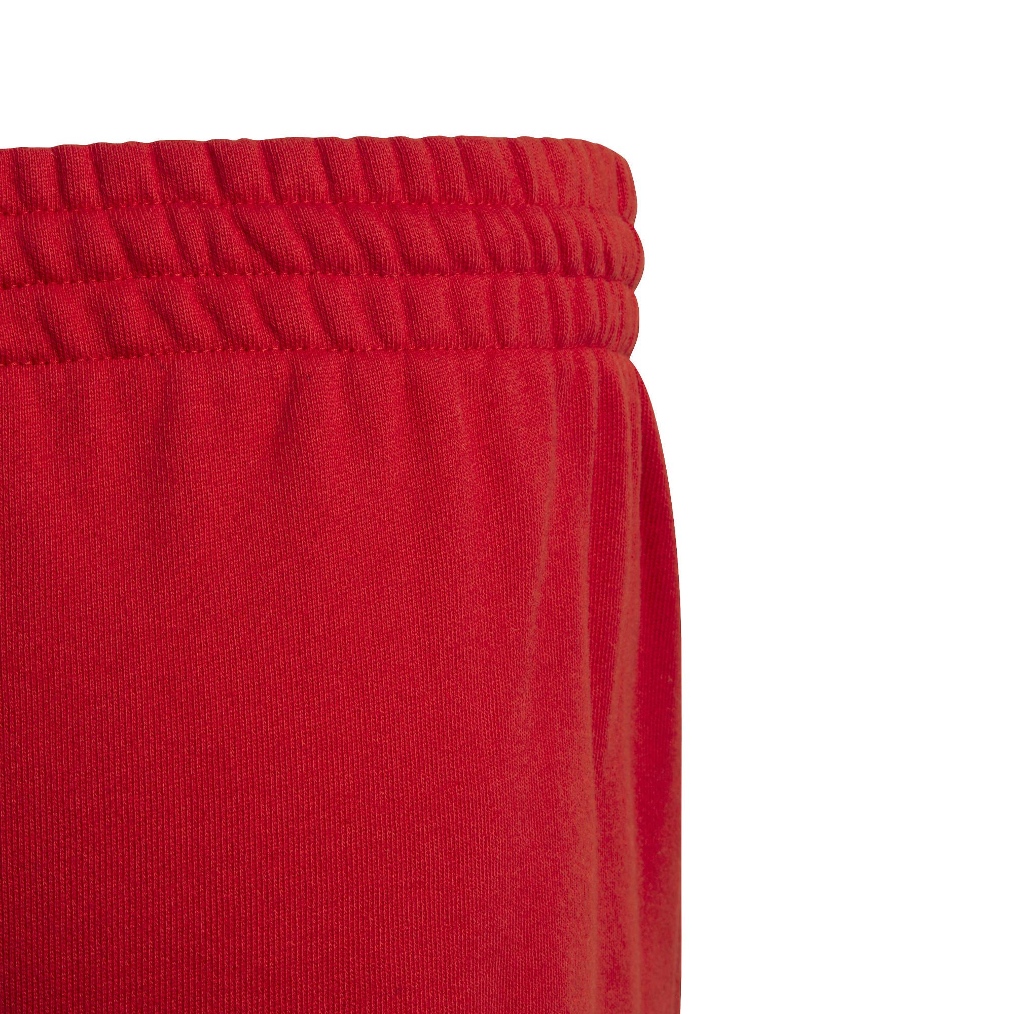 Short loungewear trefoil Essentials, Rosso, large image number 1