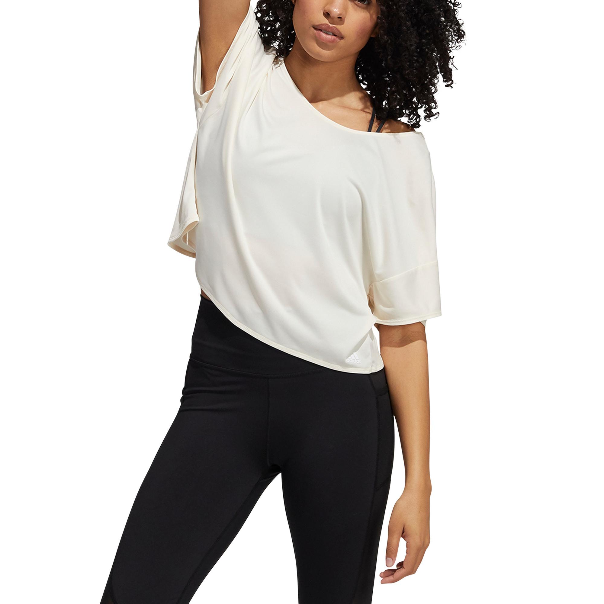 T-shirt Primeblue, Bianco, large image number 3