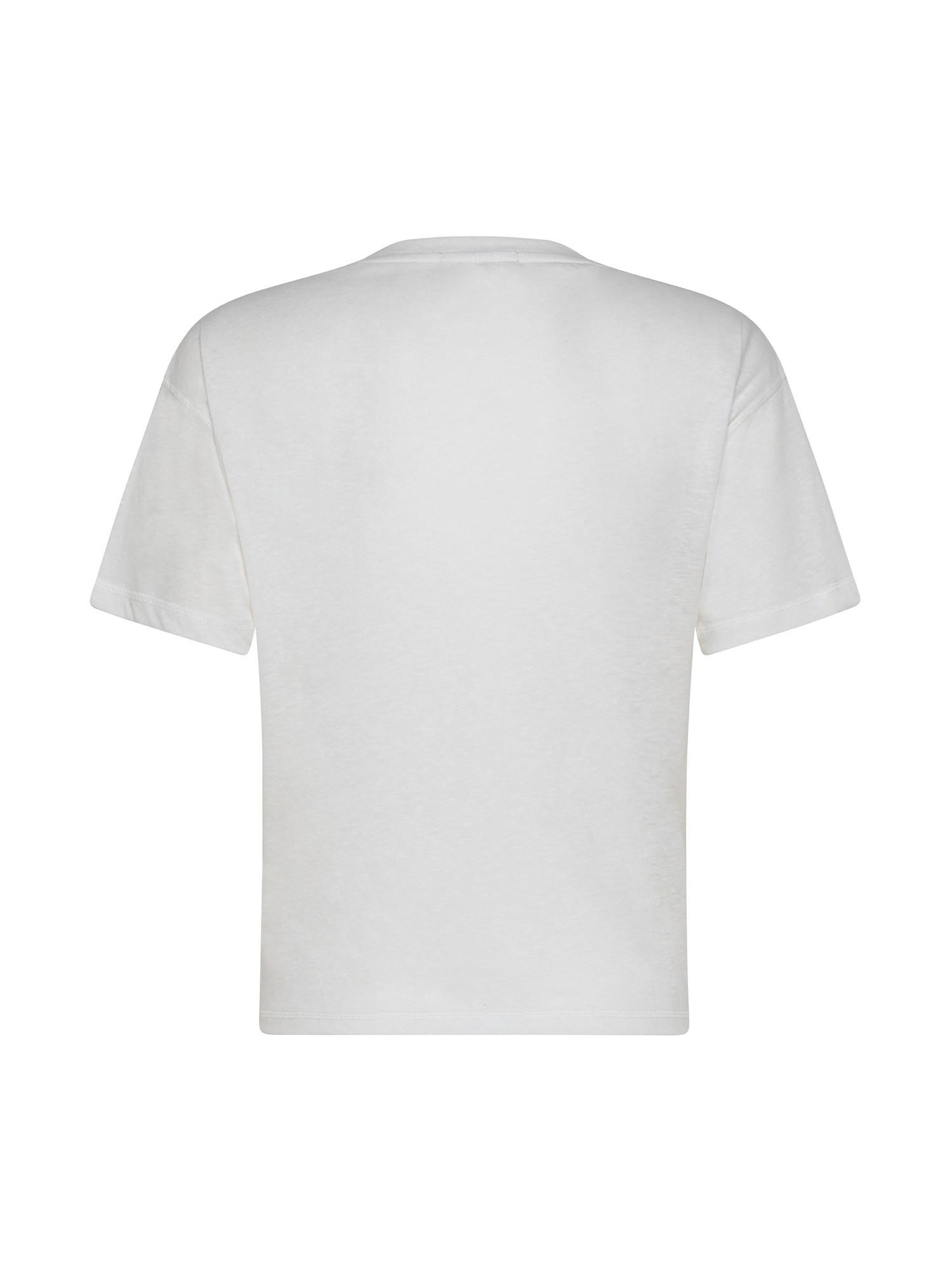 T-Shirt donna Amaya, Beige, large image number 1