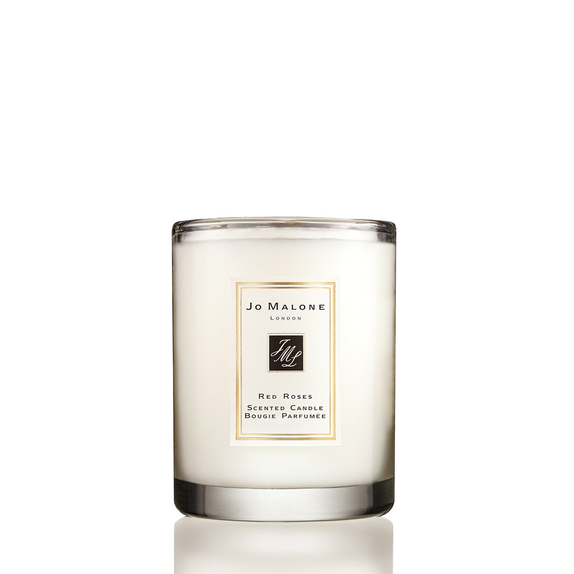 Jo Malone London red roses travel candle 60 g, Nero, large image number 0