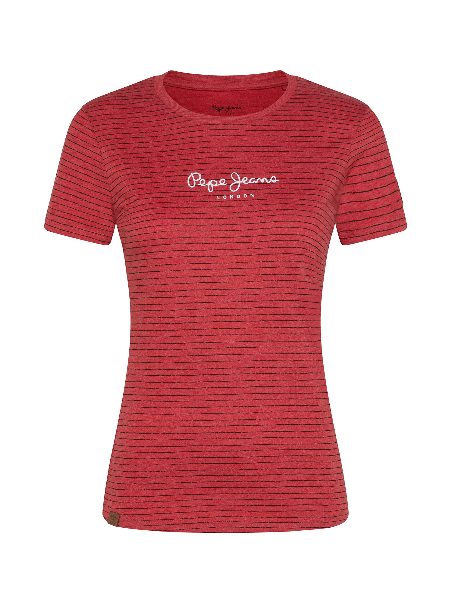 T-Shirt donna Mahsa, Rosso, large image number 0