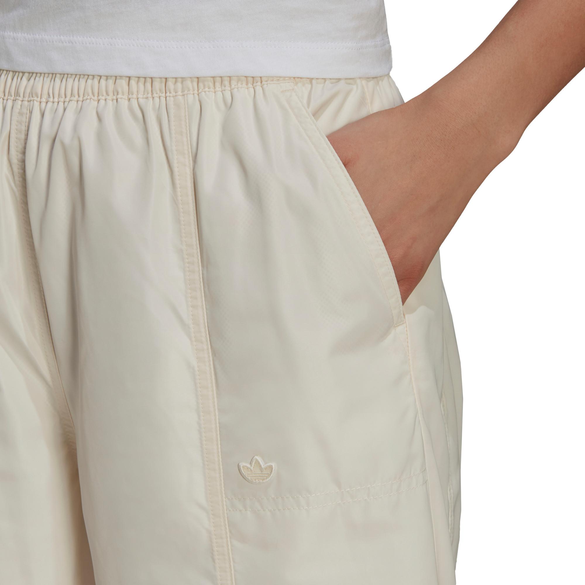 Track pants adicolor Nylon, Bianco, large image number 4