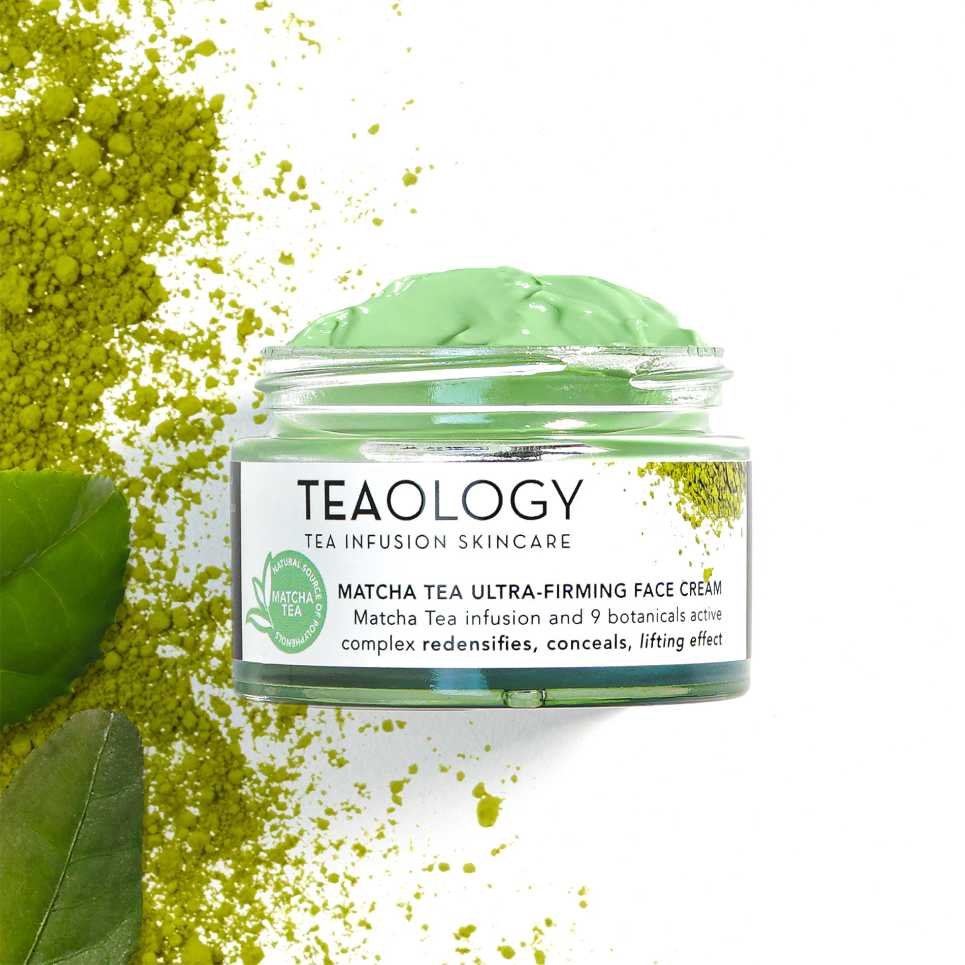 Matcha Tea Crema Ultra Rassodante 50 ml, Bianco, large image number 2