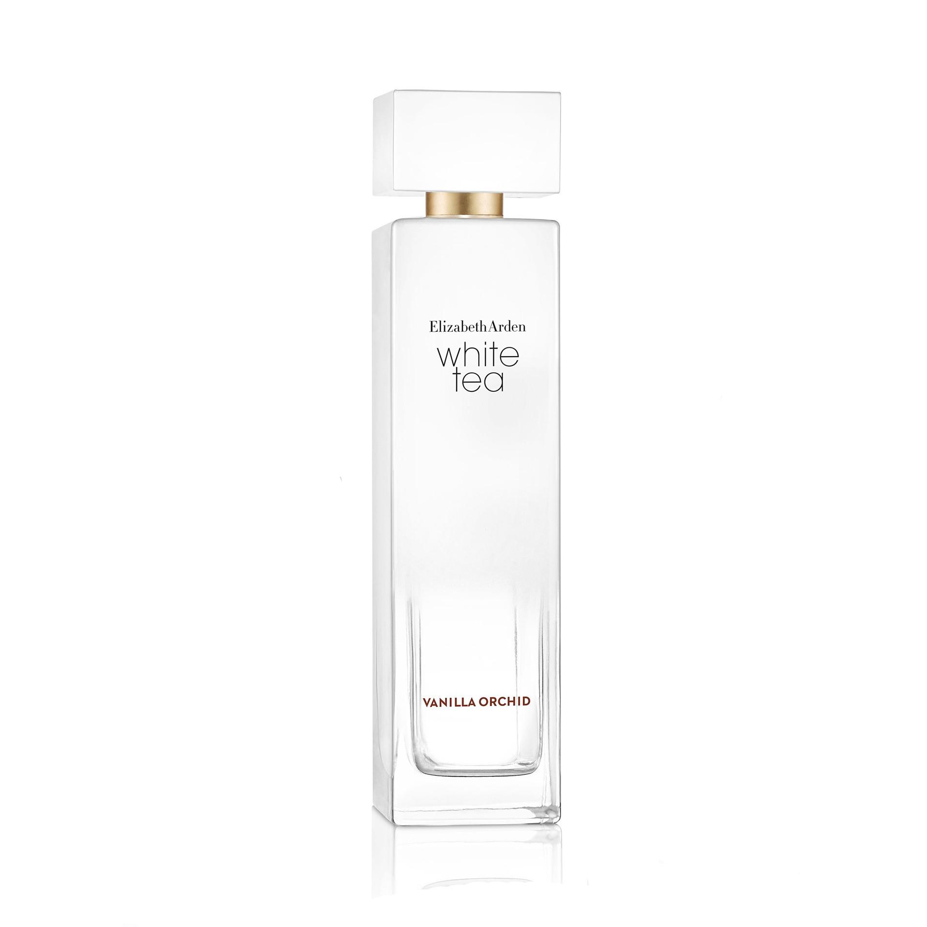 White Tea Vanilla Orchid Eau De Toilette Spray 100 ml, Bianco, large image number 0