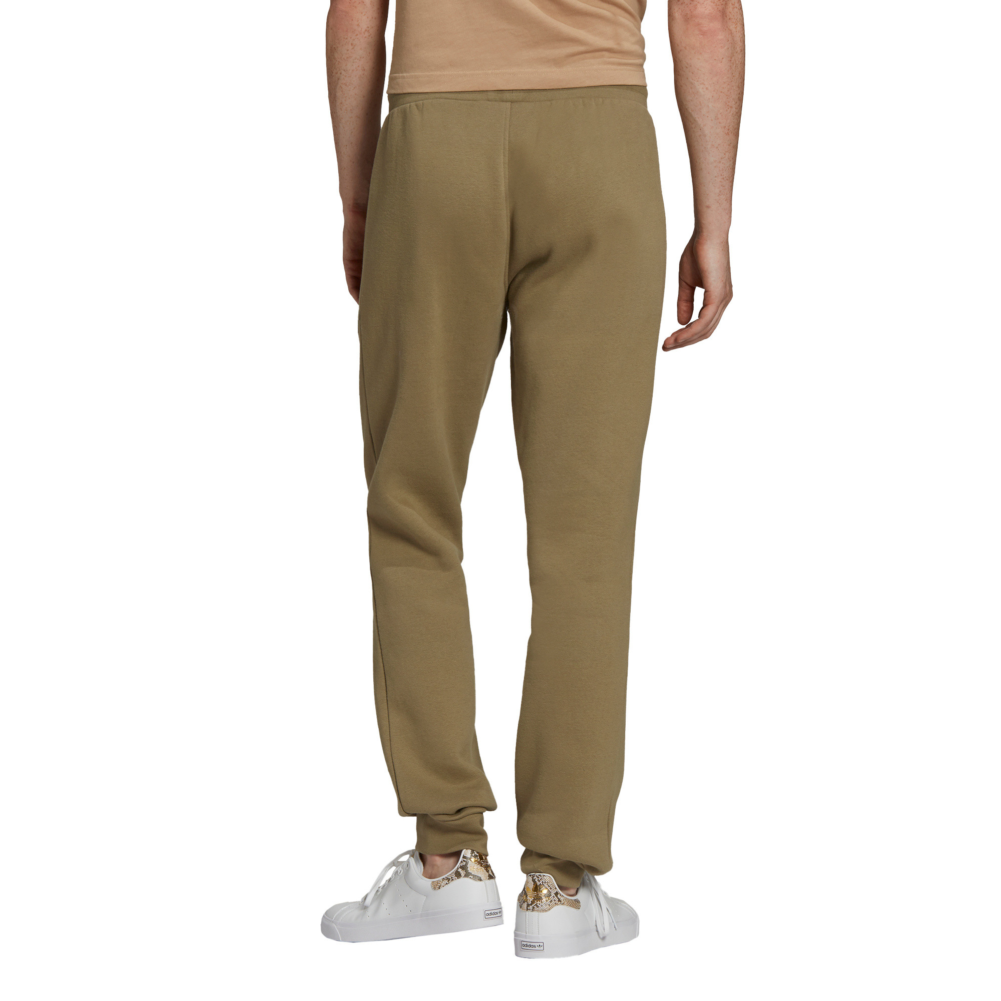 Pantaloni adicolor Essentials Trefoil, Verde, large image number 3