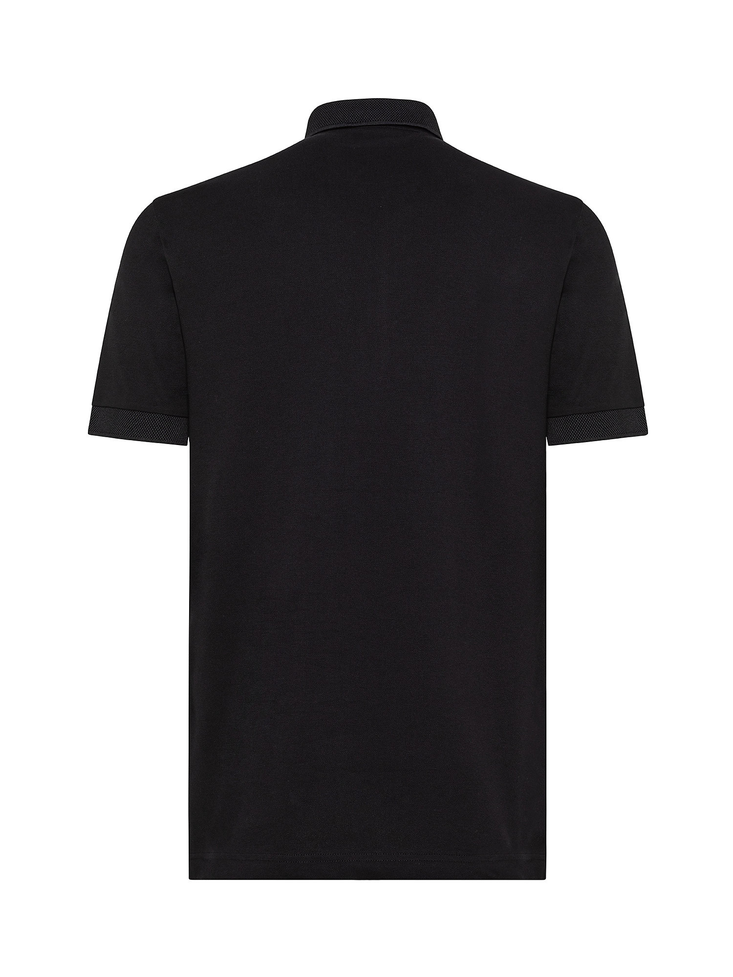 Polo stretch, Nero, large image number 1