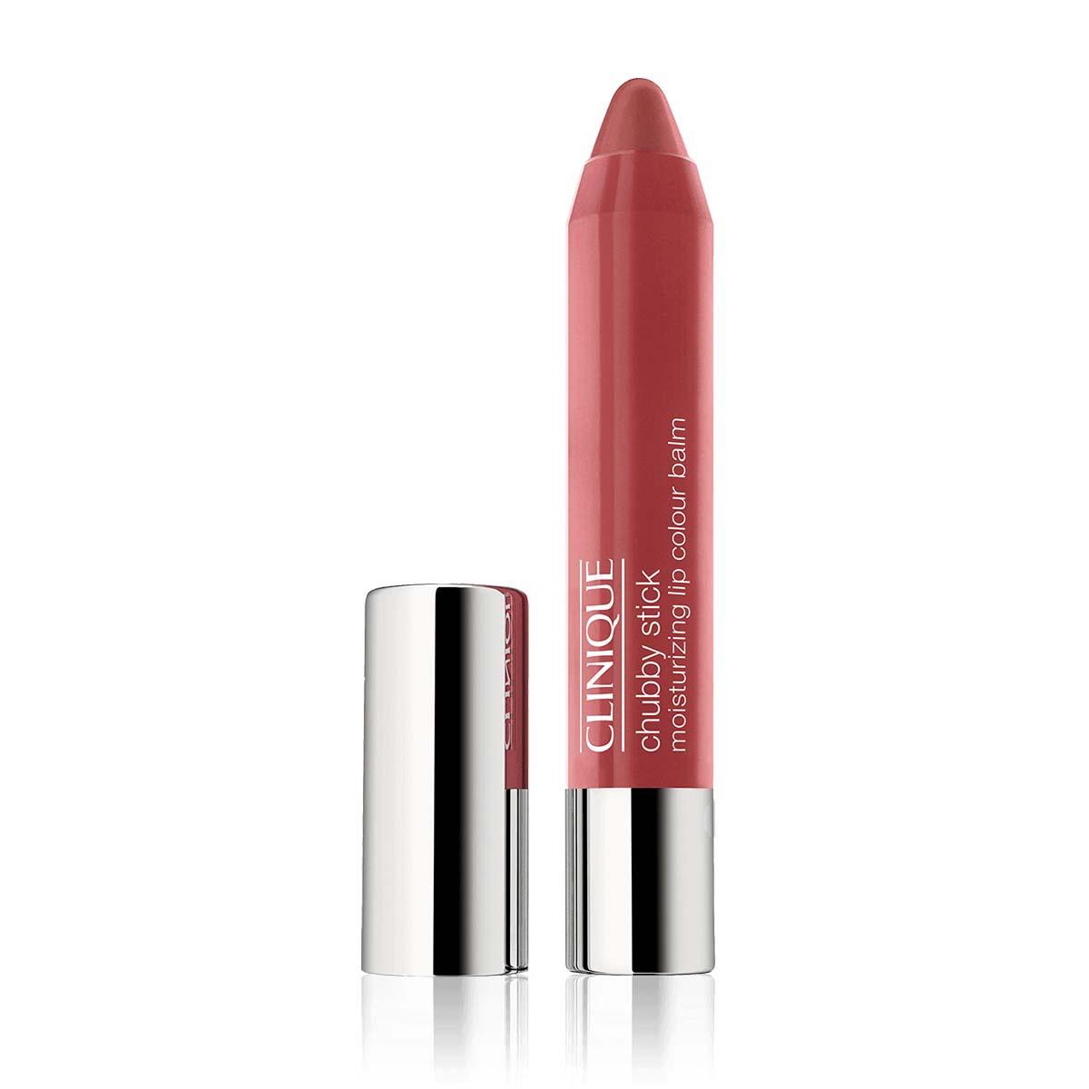 Clinique chubby stickTM moisturizing lip colour balm, 04 MEGA MELON, large image number 0