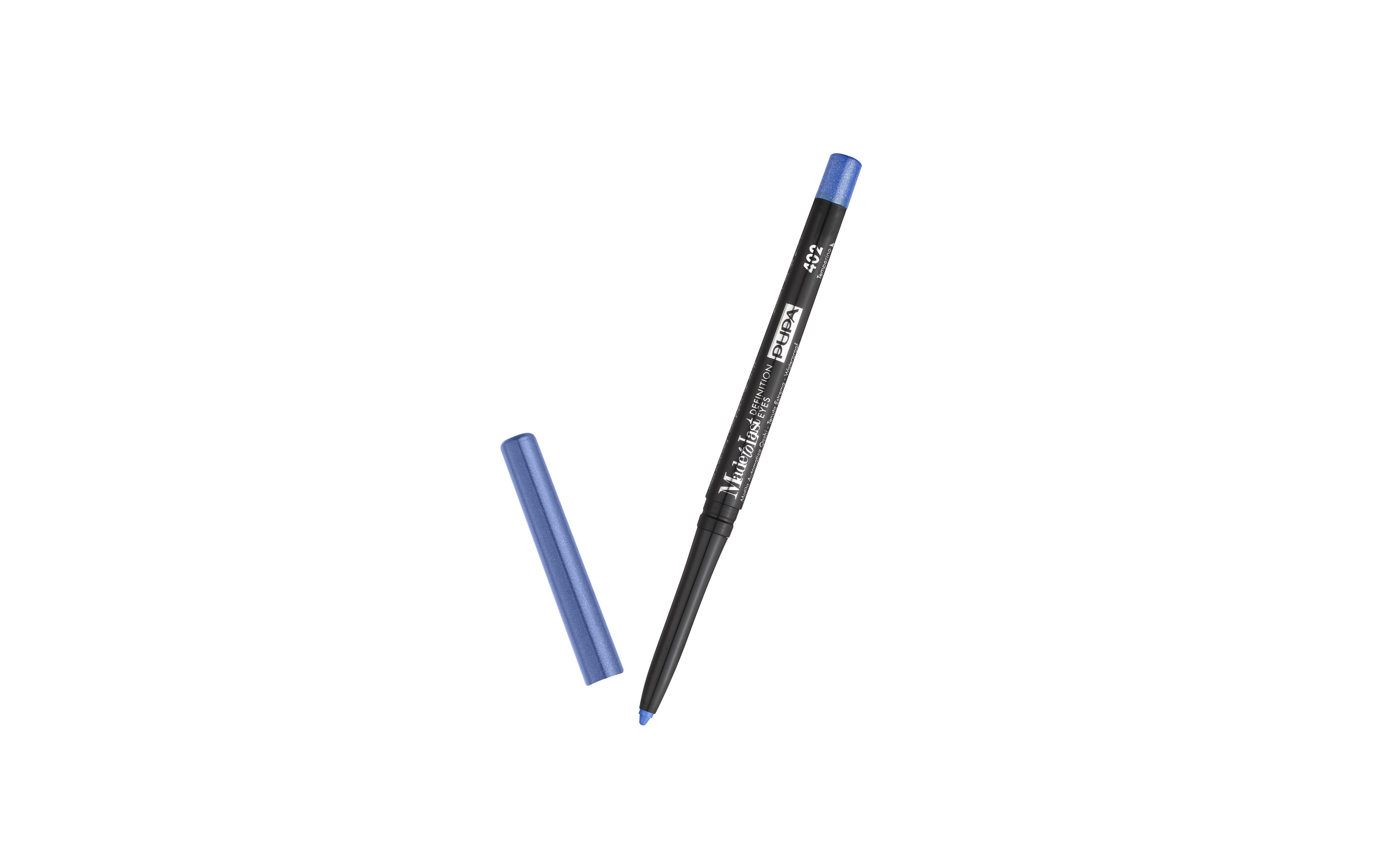 Pupa made to last definition eyes - 402, 402STANDART BLUE, large image number 0