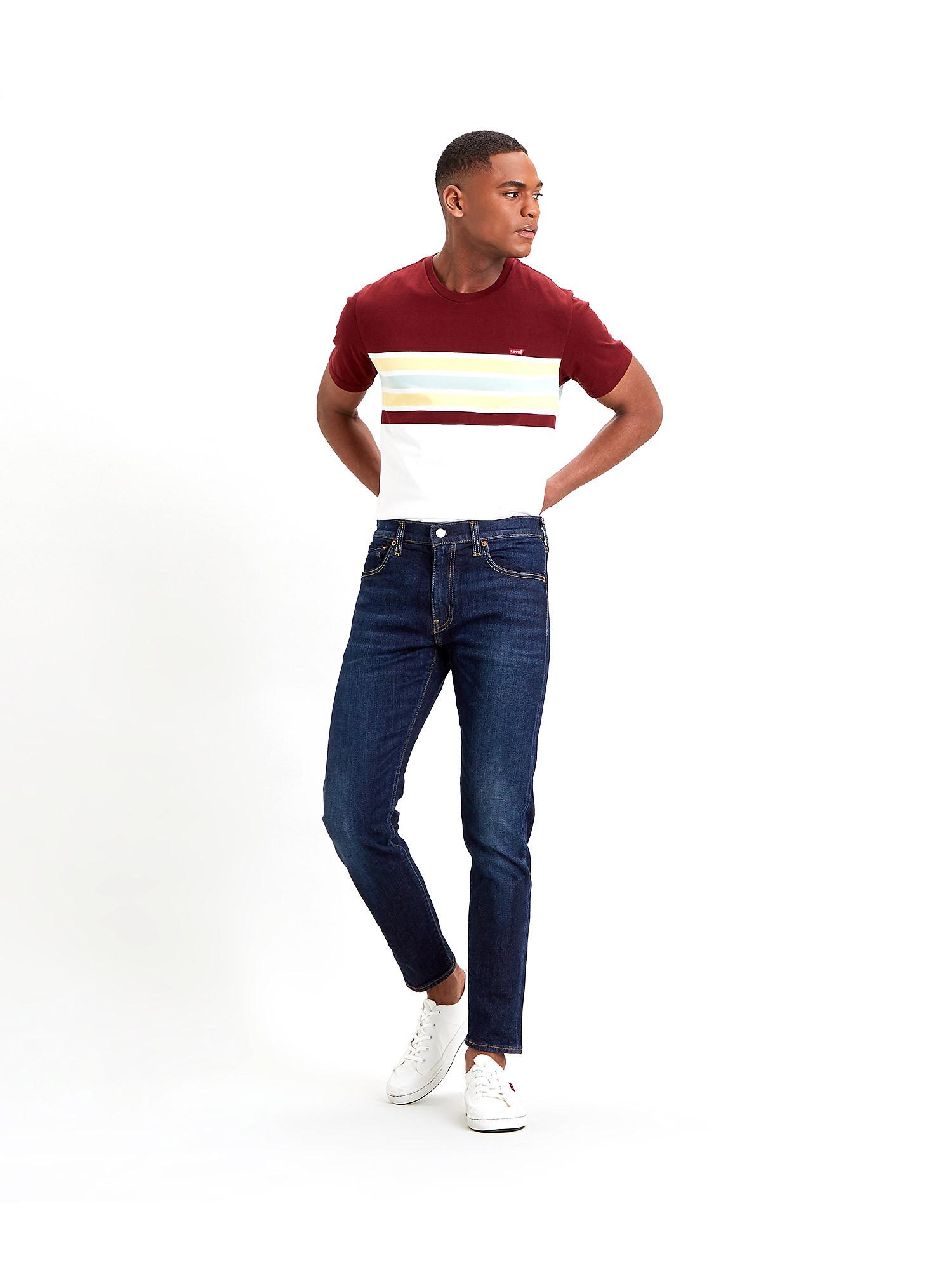 Jeans 5 tasche 512 Slim Taper, Denim, large image number 7