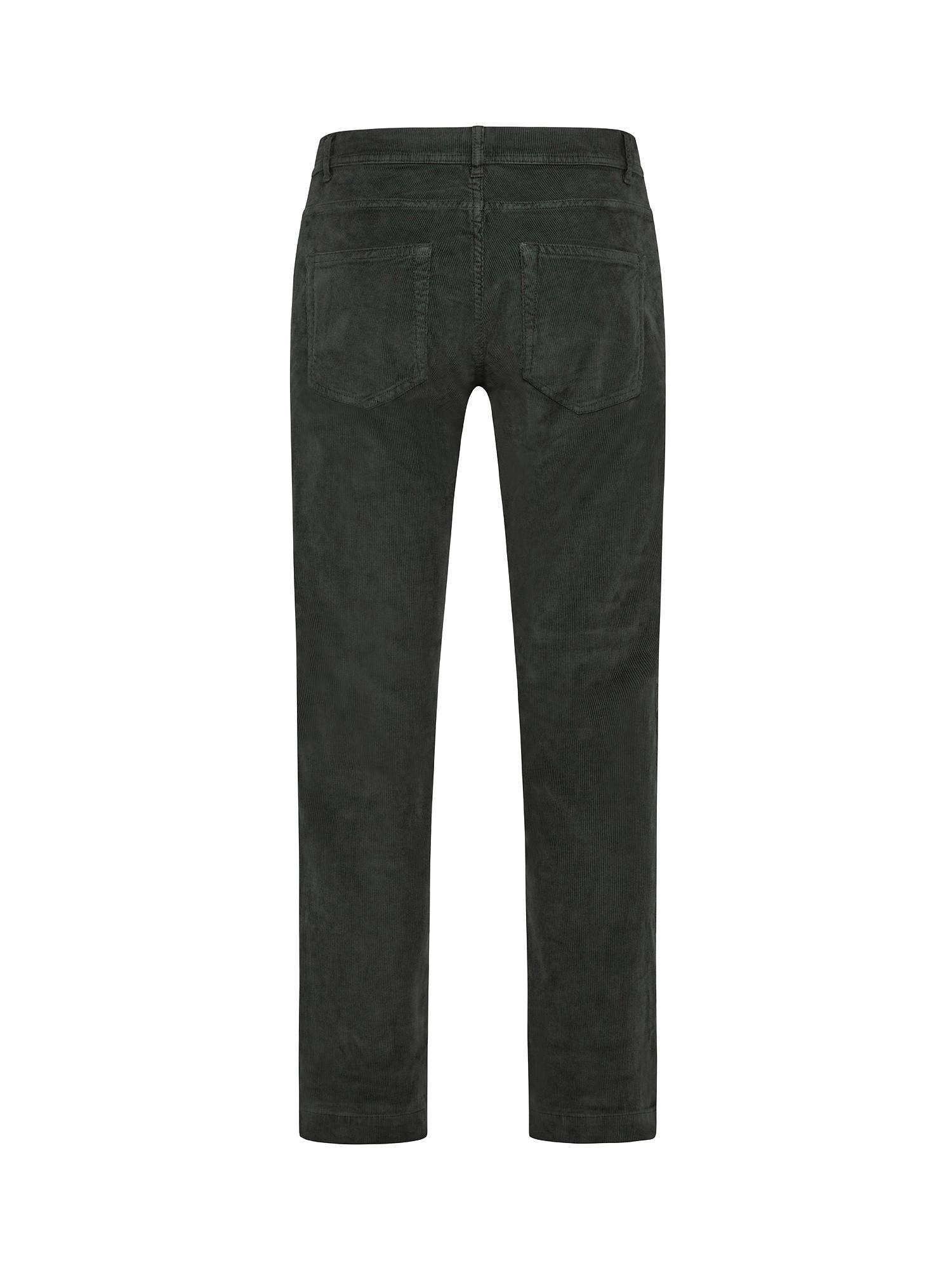 Pantalone 5 tasche, Nero, large image number 1