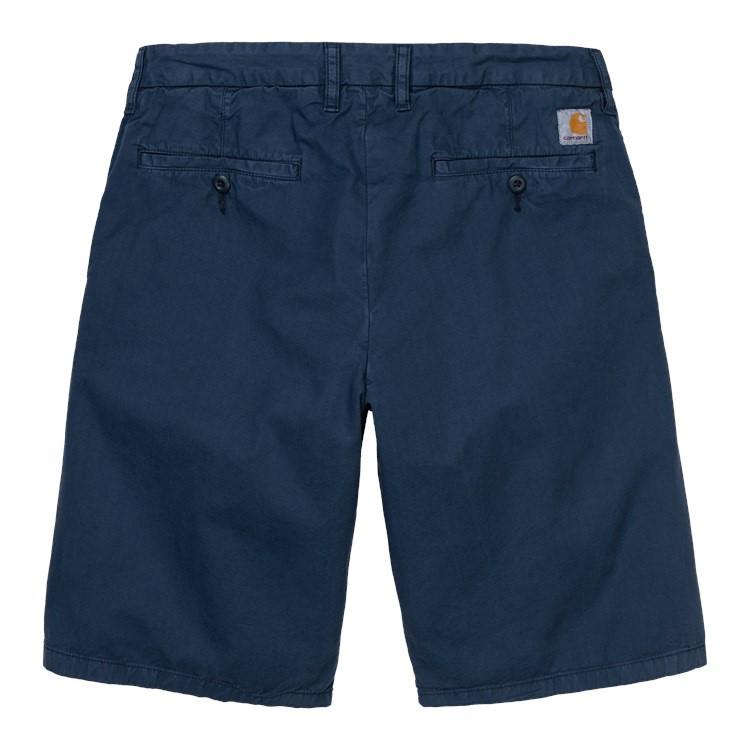 Shorts Johnson, Blu scuro, large image number 2