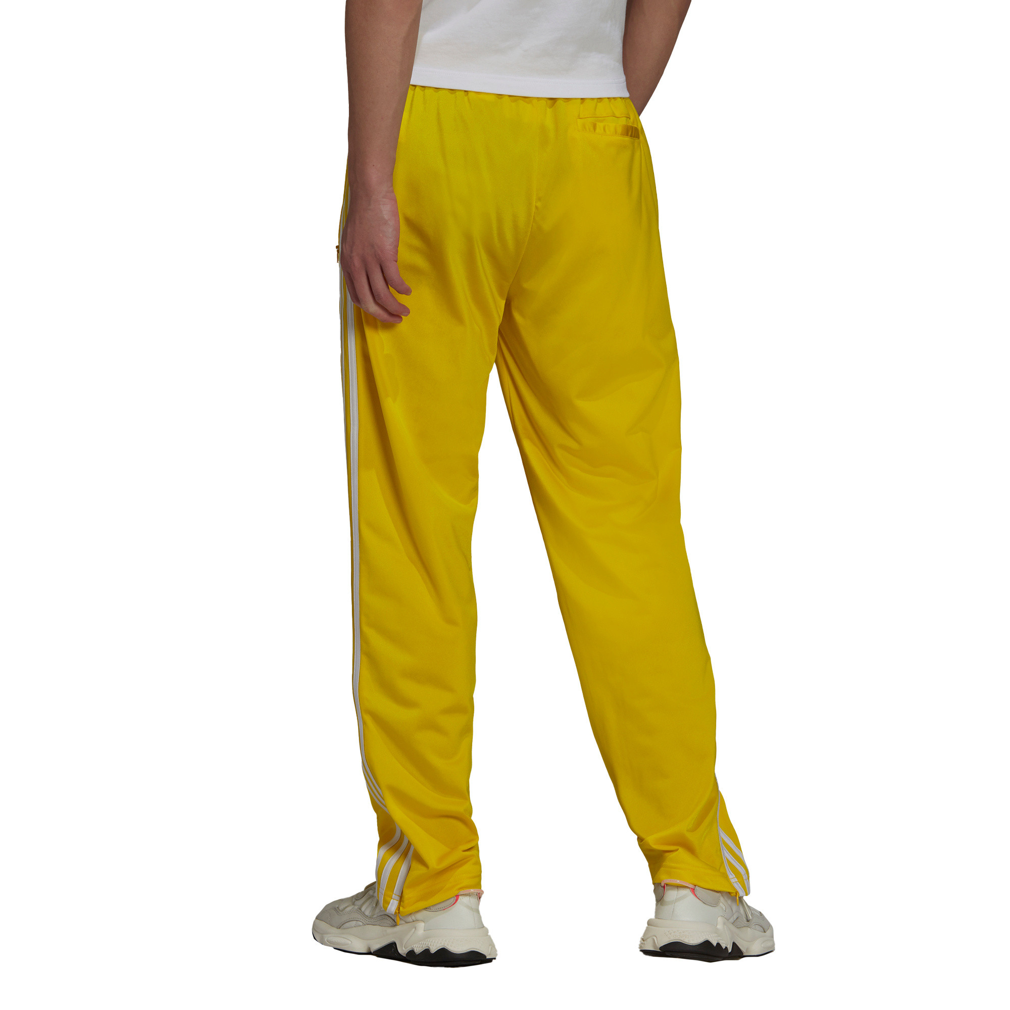 Pantaloni tuta uomo adicolor Classics Firebird Primeblue, Giallo, large image number 2