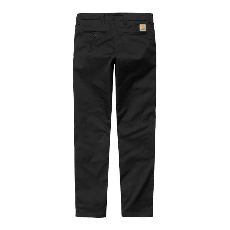Pantaloni Sid, Nero, large image number 1