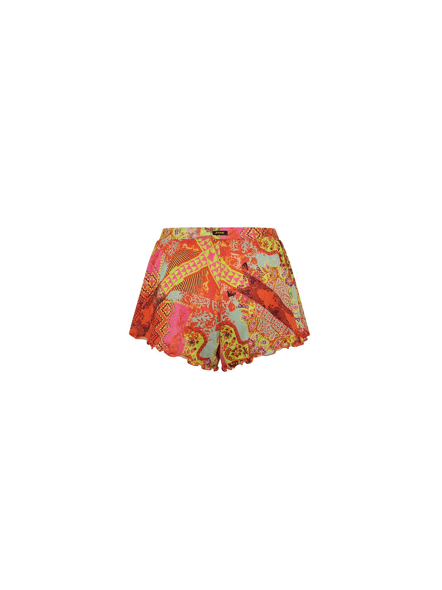 Short donna, Multicolor, large image number 1