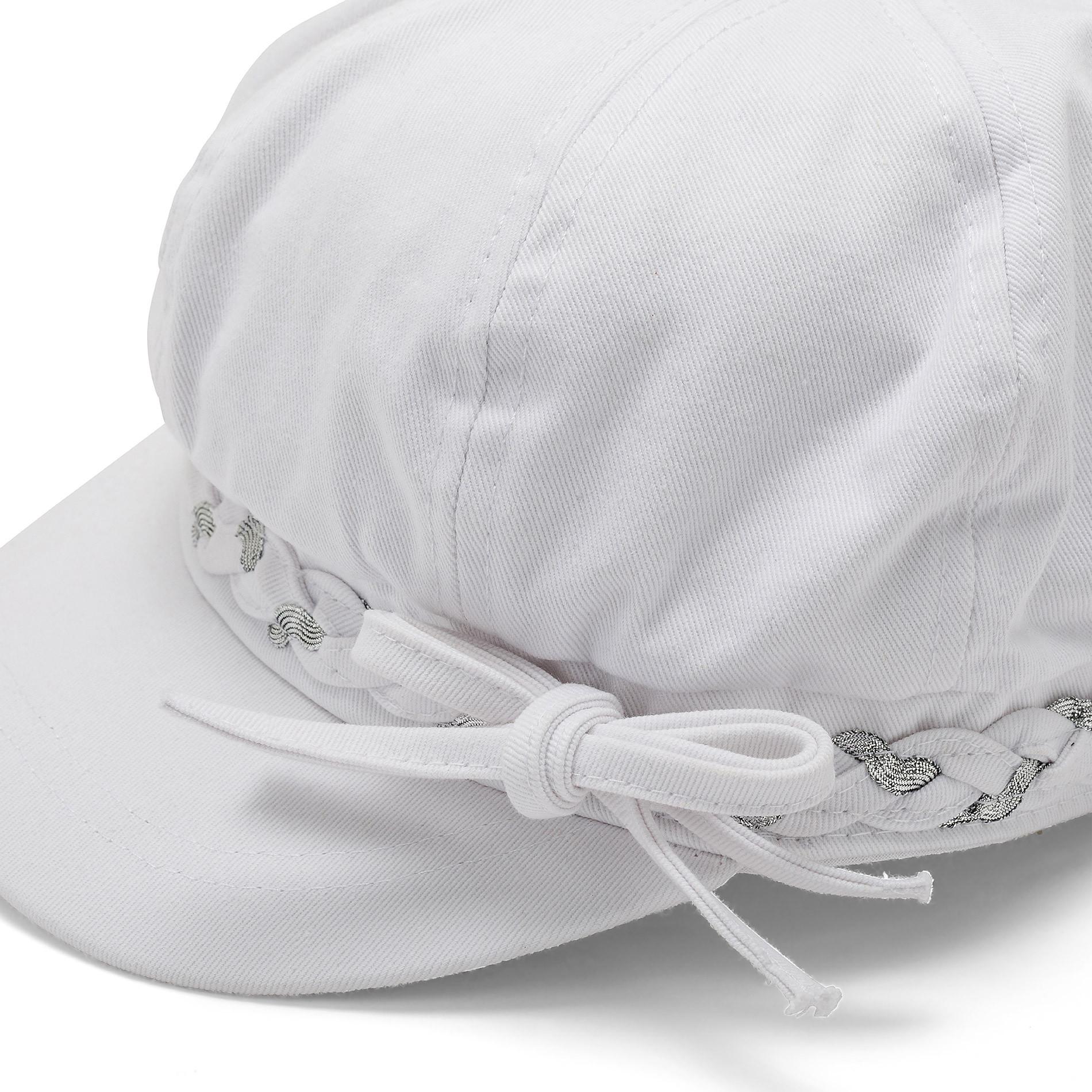 Berretto a treccina Koan, Bianco, large image number 1