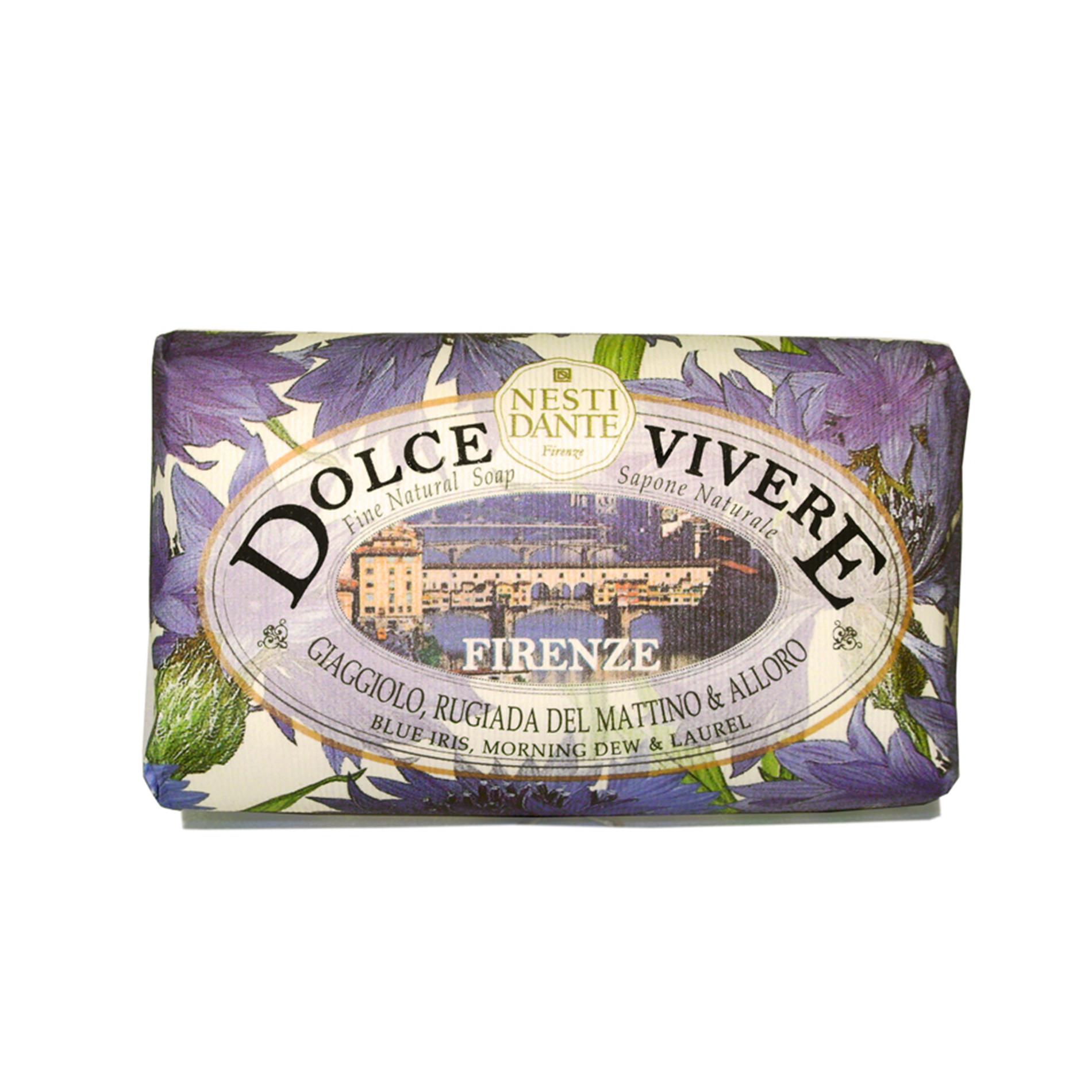 Dolce Vivere - Firenze, Blu, large image number 0