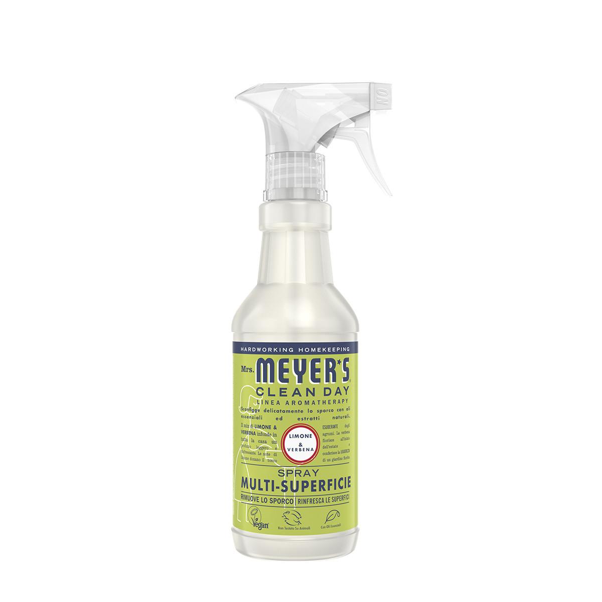 Spray detergente multi-superficie profumo di limone 473ml, Giallo scuro, large image number 0