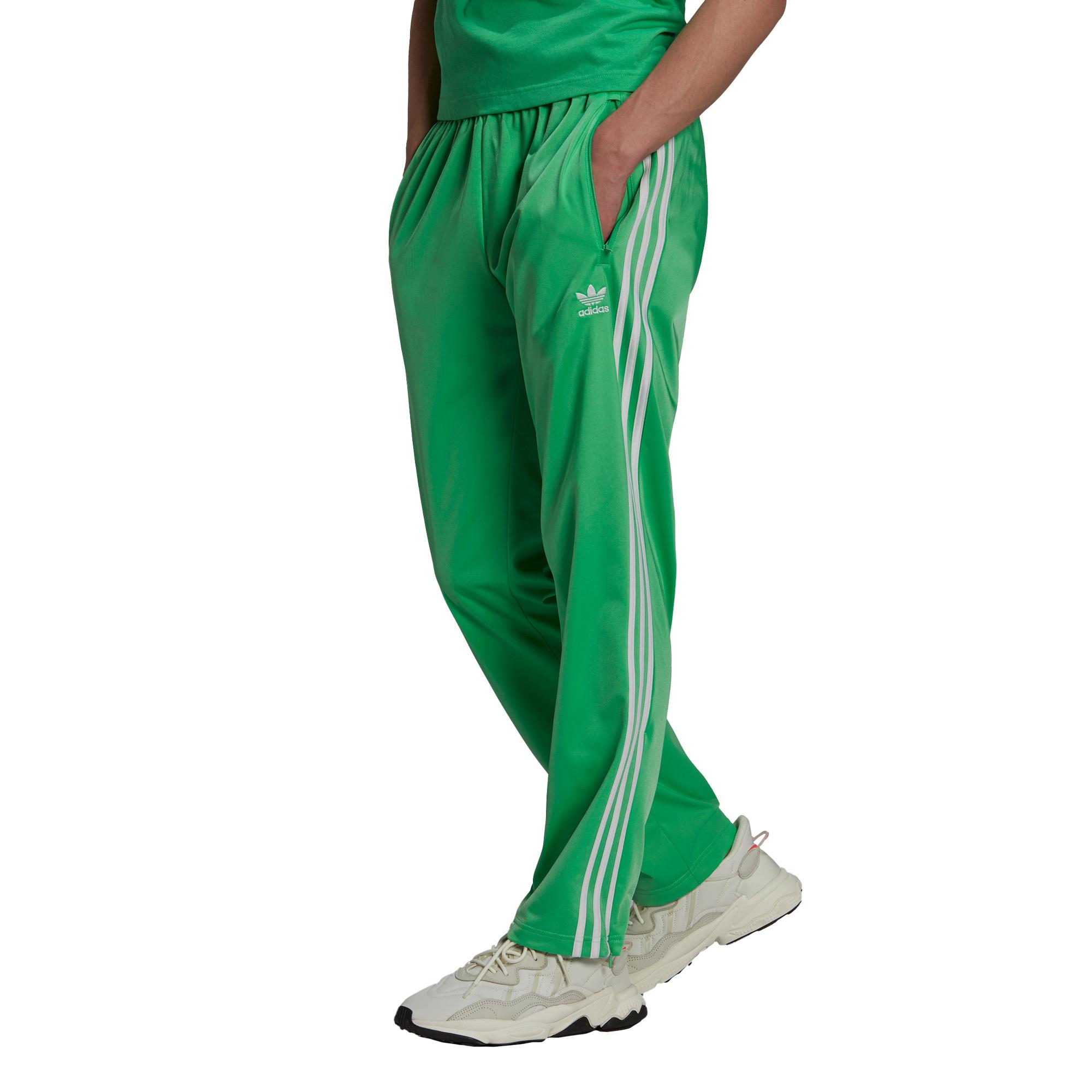 Pantaloni tuta uomo adicolor Classics Firebird Primeblue, Verde, large image number 0
